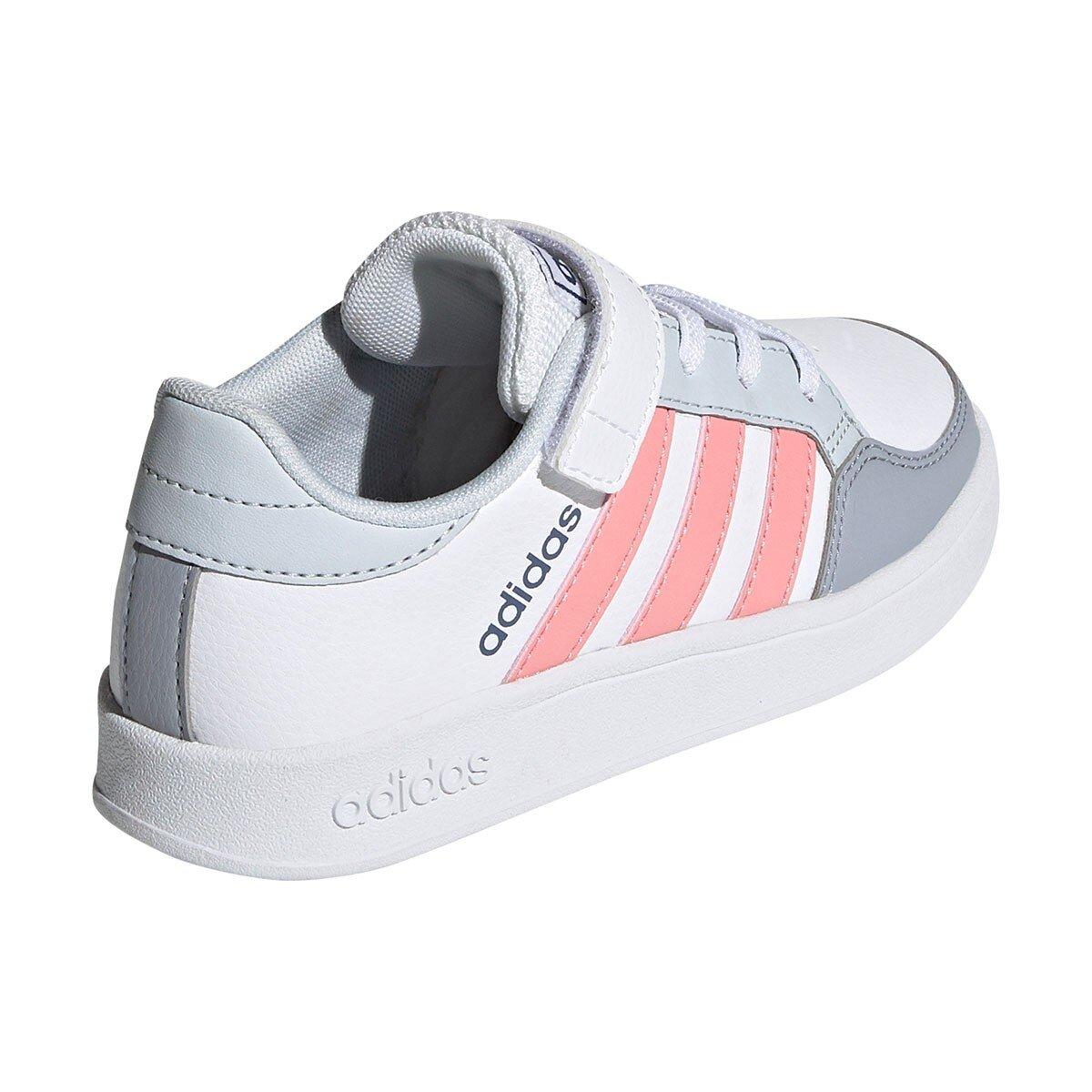 Breaknet Çocuk Beyaz Spor Ayakkabı (FZ0107)