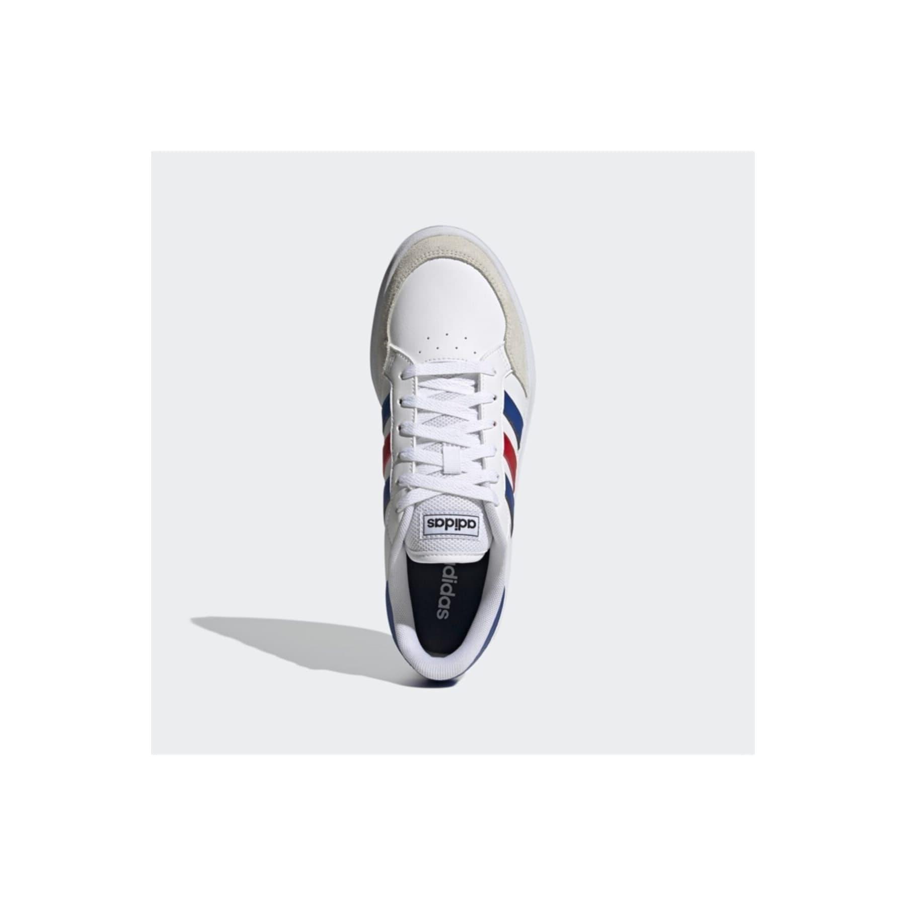 Breaknet Erkek Beyaz Spor Ayakkabı (FZ1837)