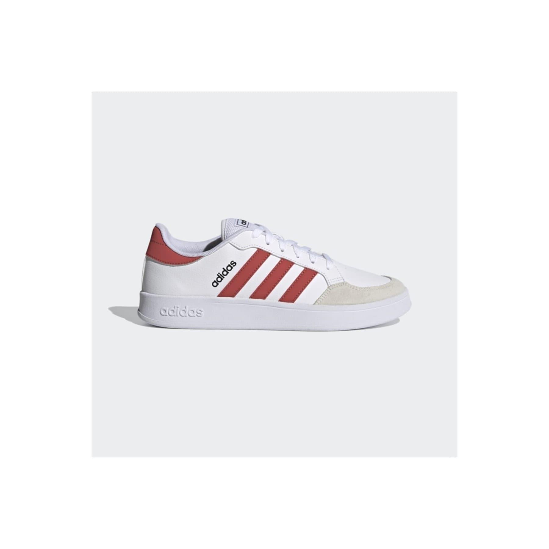 Breaknet Erkek Beyaz Spor Ayakkabı (FZ1838)