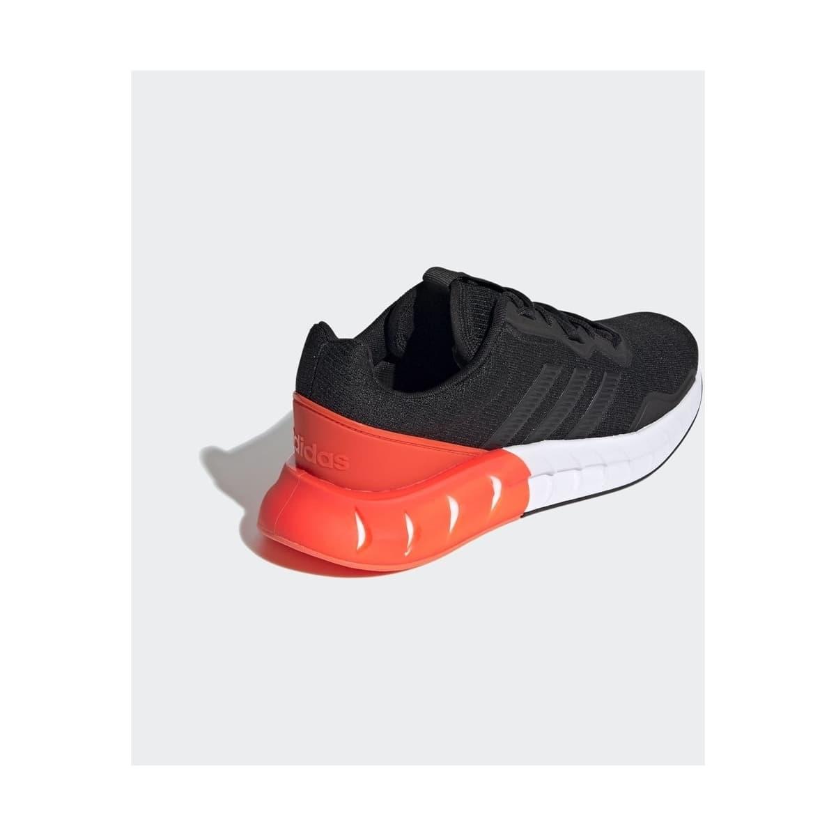 Kaptir Super Erkek Siyah Koşu Ayakkabısı (FZ2869)