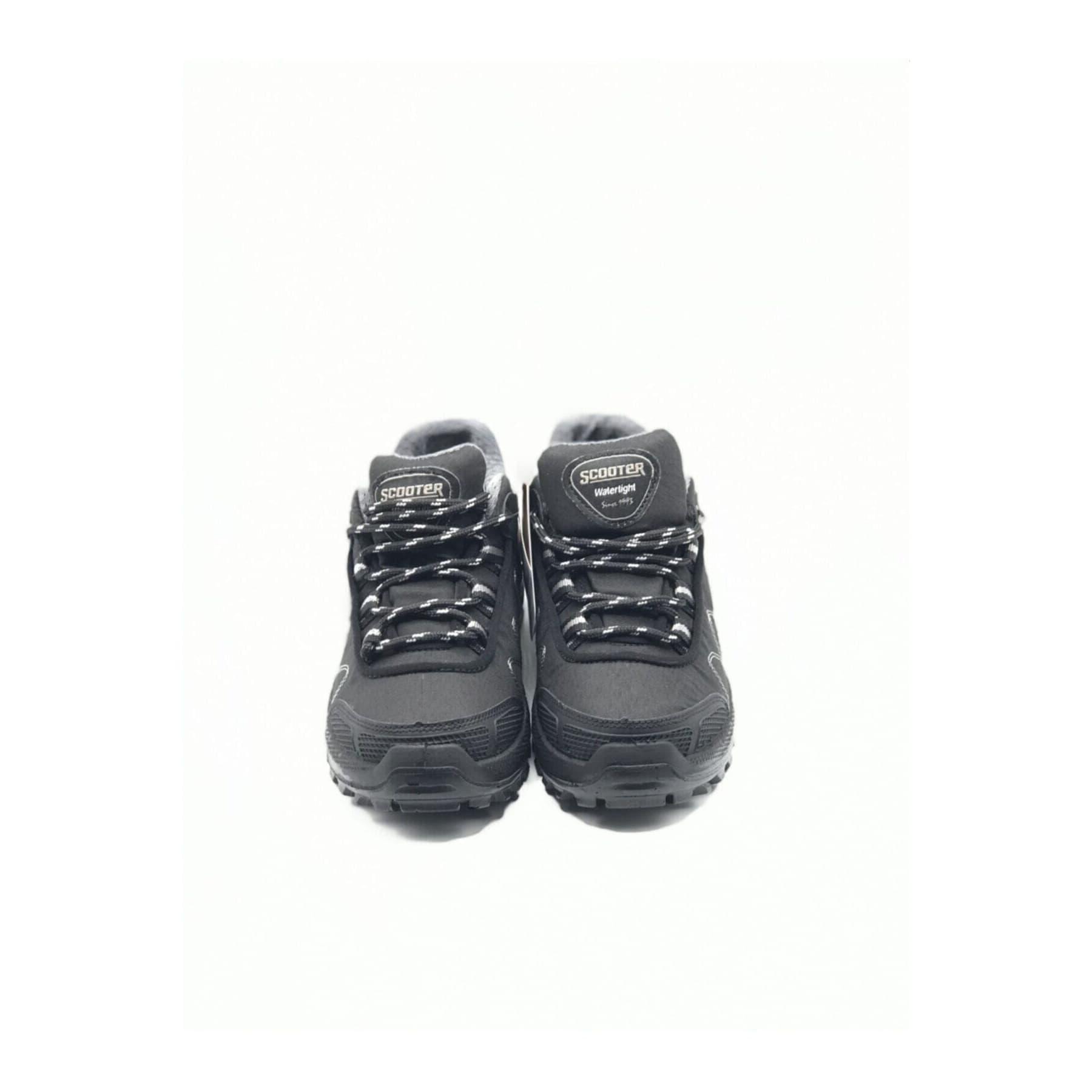 Atlantis Kadın Siyah Trakking Ayakkabısı (G1237TS)