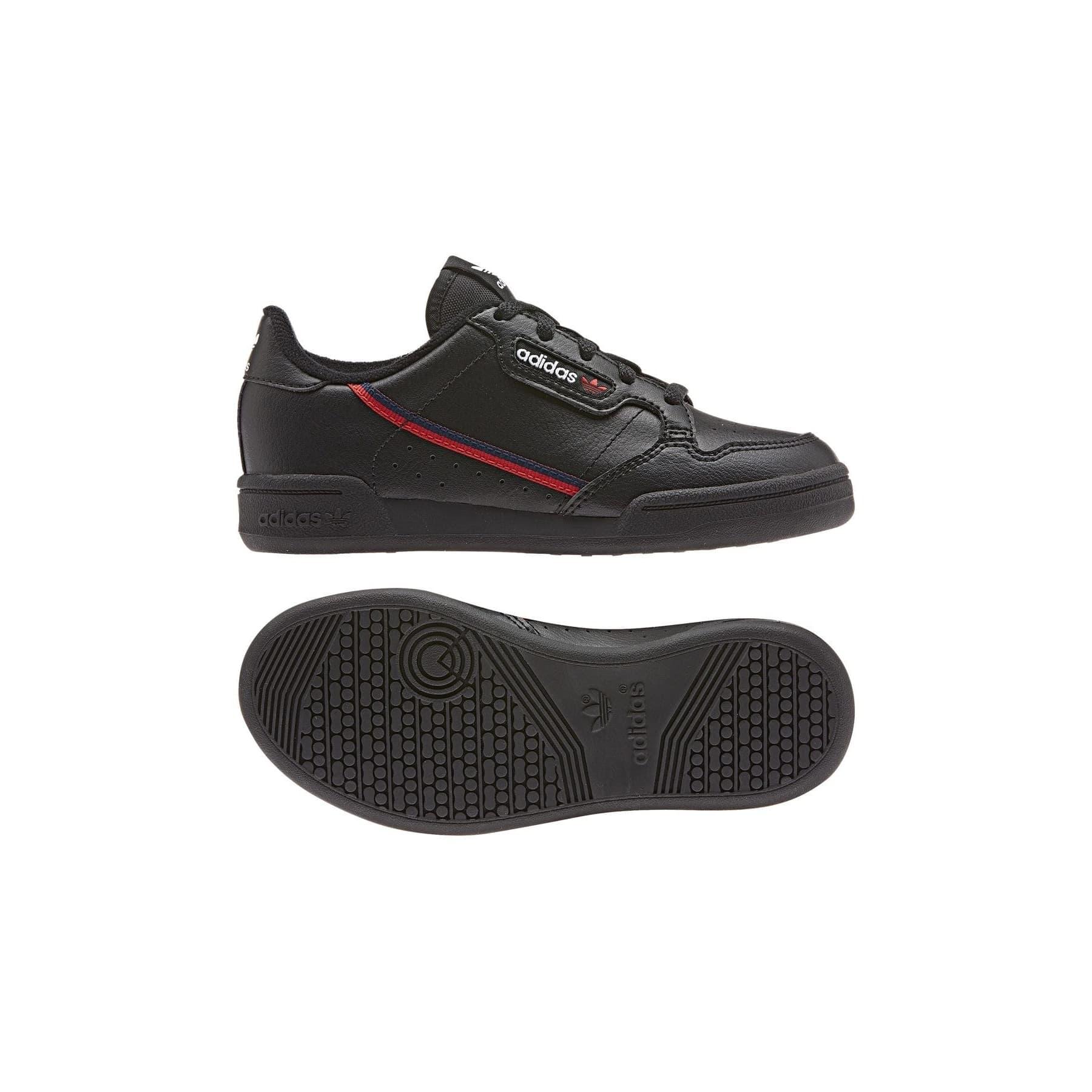 Continental 80 Çocuk Siyah Spor Ayakkabı (G28214)