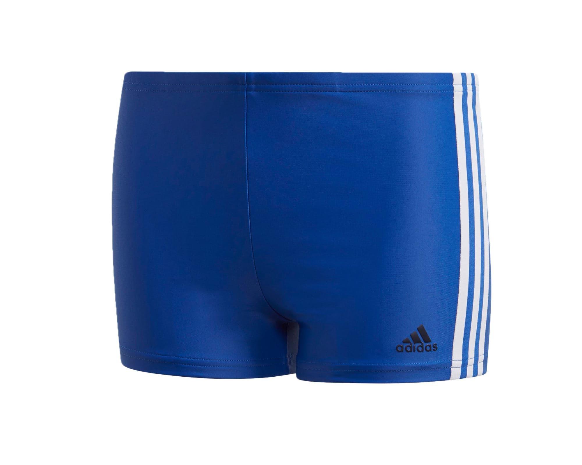 3 Bantlı Çocuk Mavi Boxer Mayo (GE2034)