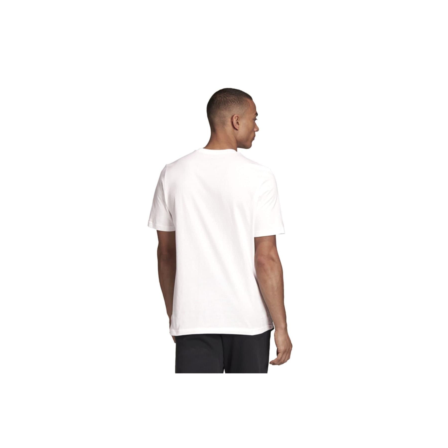 Athletics Graphic Erkek Beyaz Tişört (GE4657)
