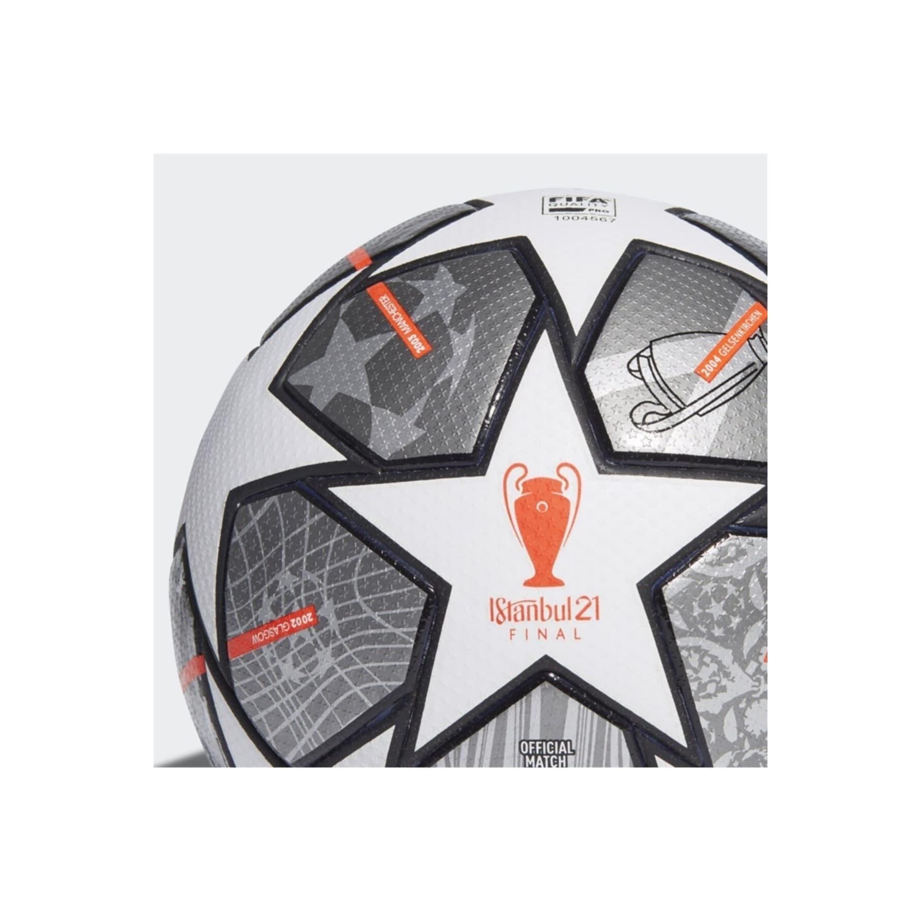 Finale 21 20th Anniversary UCL Pro Futbol Topu (GK3477)