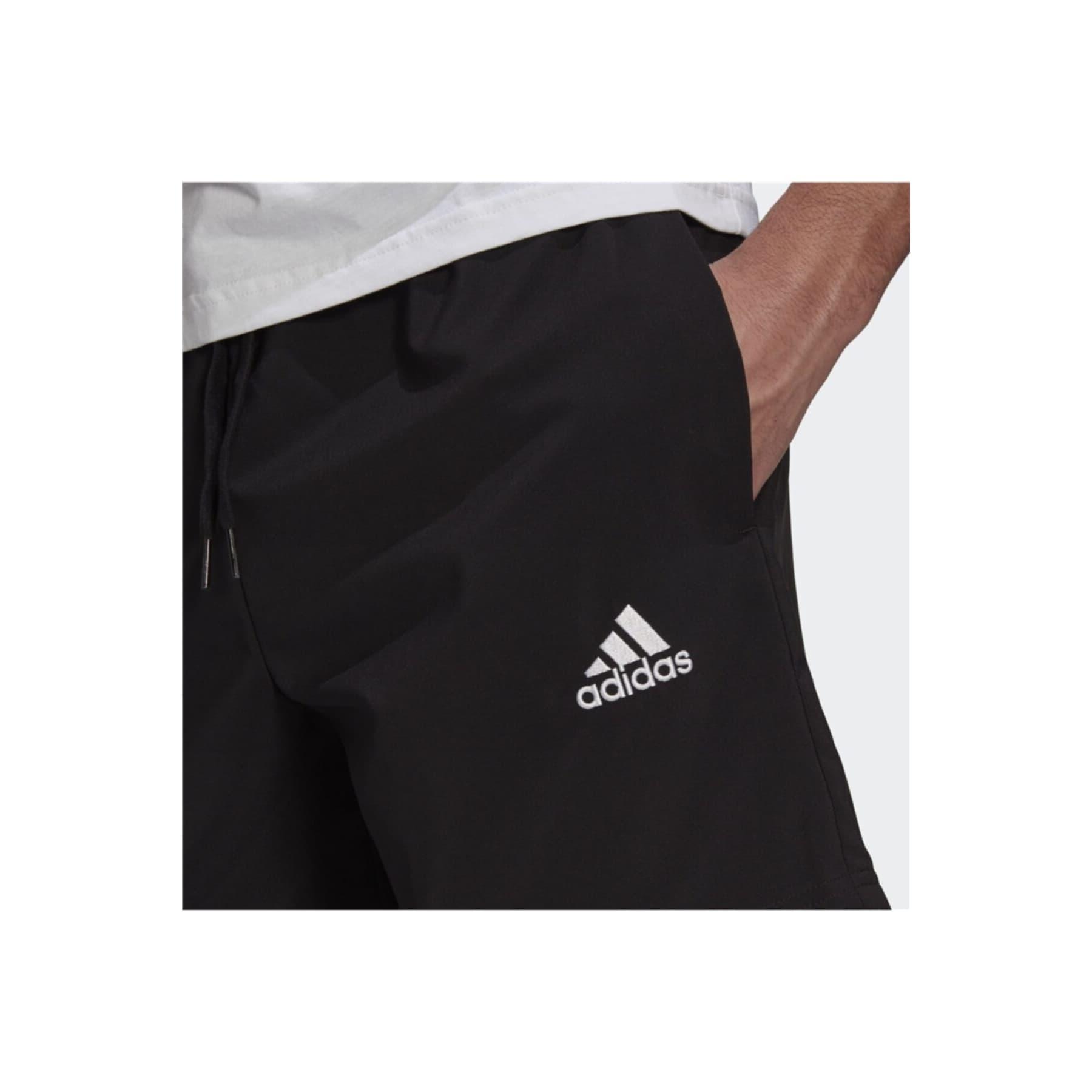 Aeroready Essentials Chelsea Erkek Siyah Şort (GK9602)