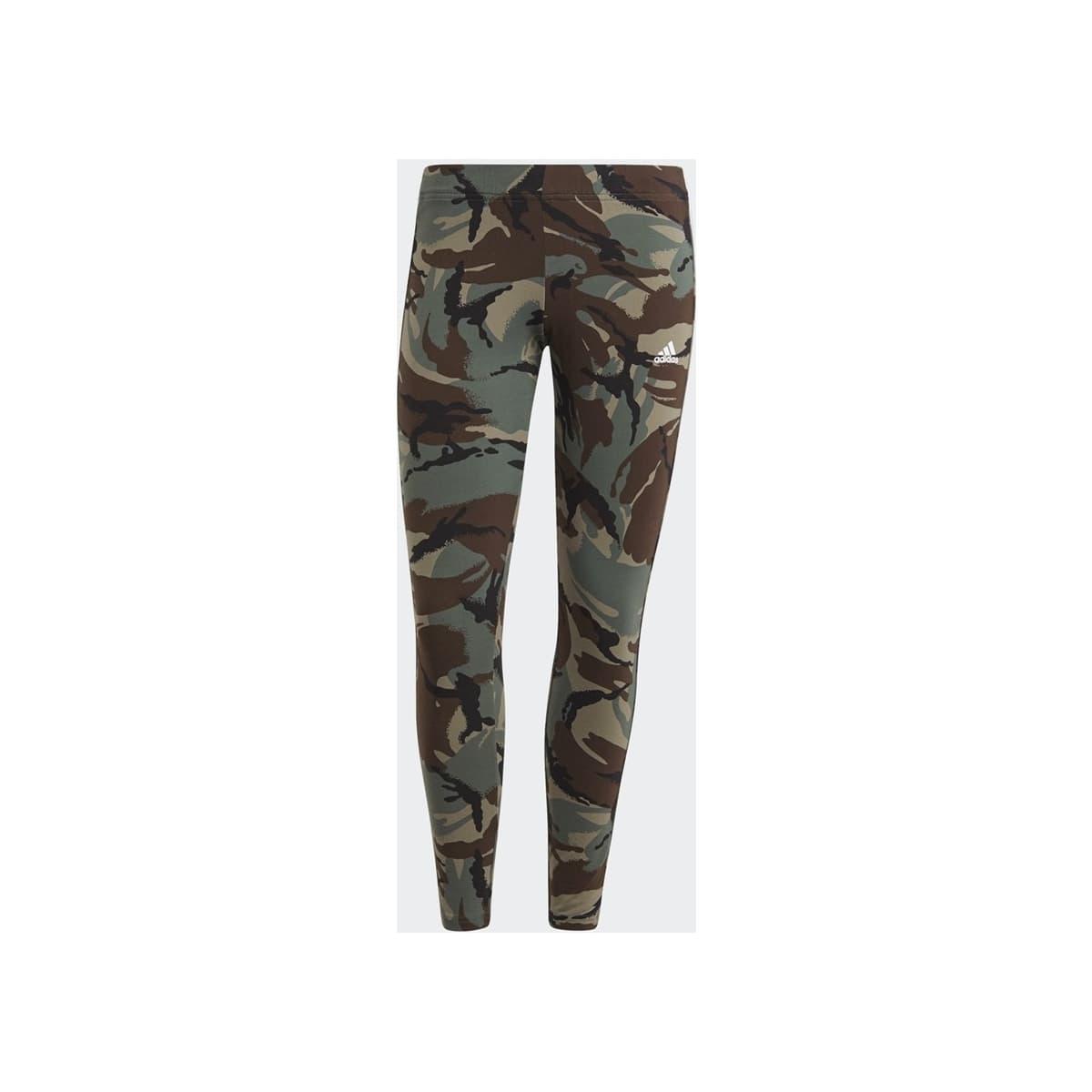 Essentials Camouflage 3 Bantlı Kadın Kamuflaj Tayt (GL1420)