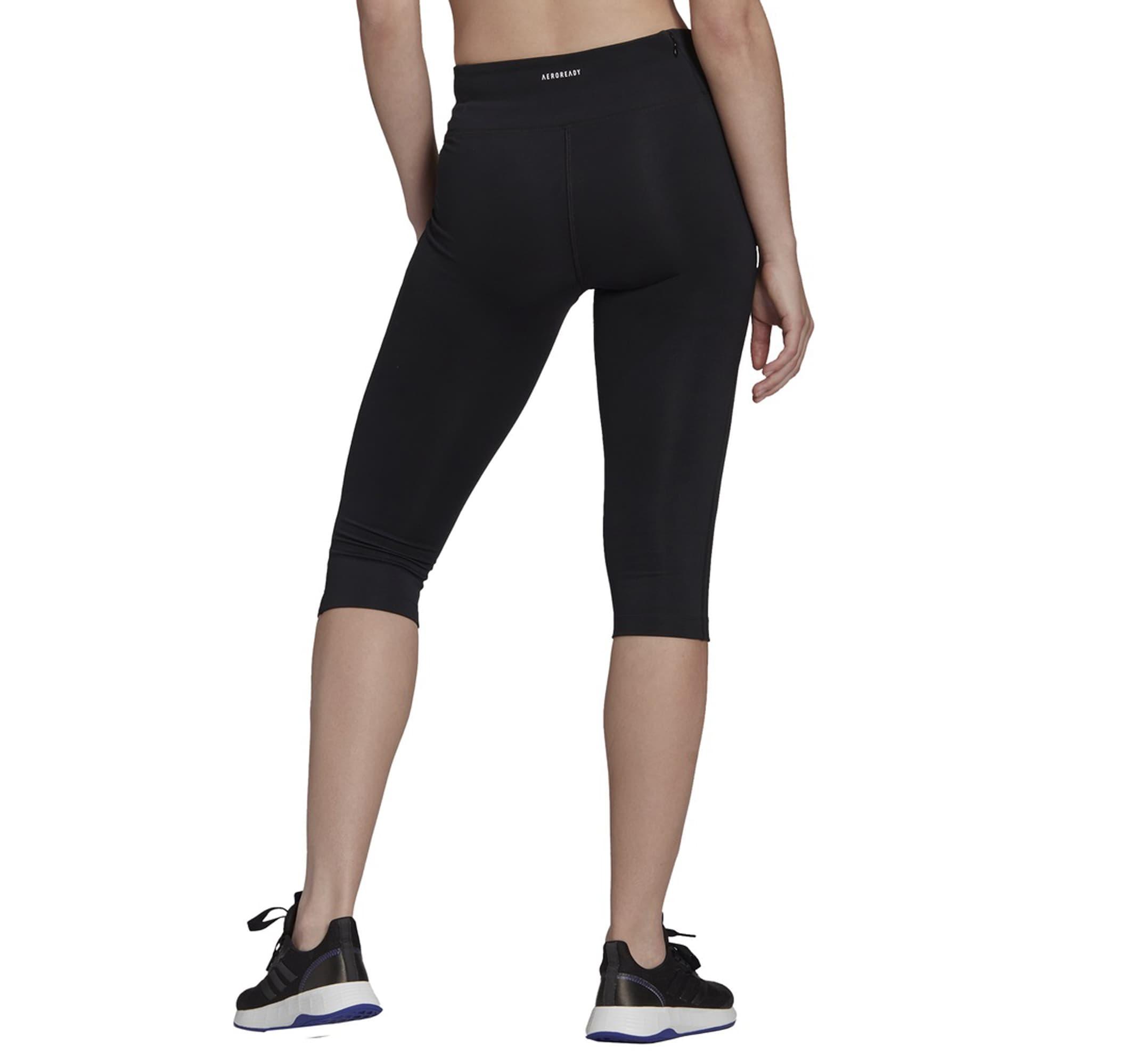 Aeroready Capri Sport Kadın Siyah Tayt (GL3954)