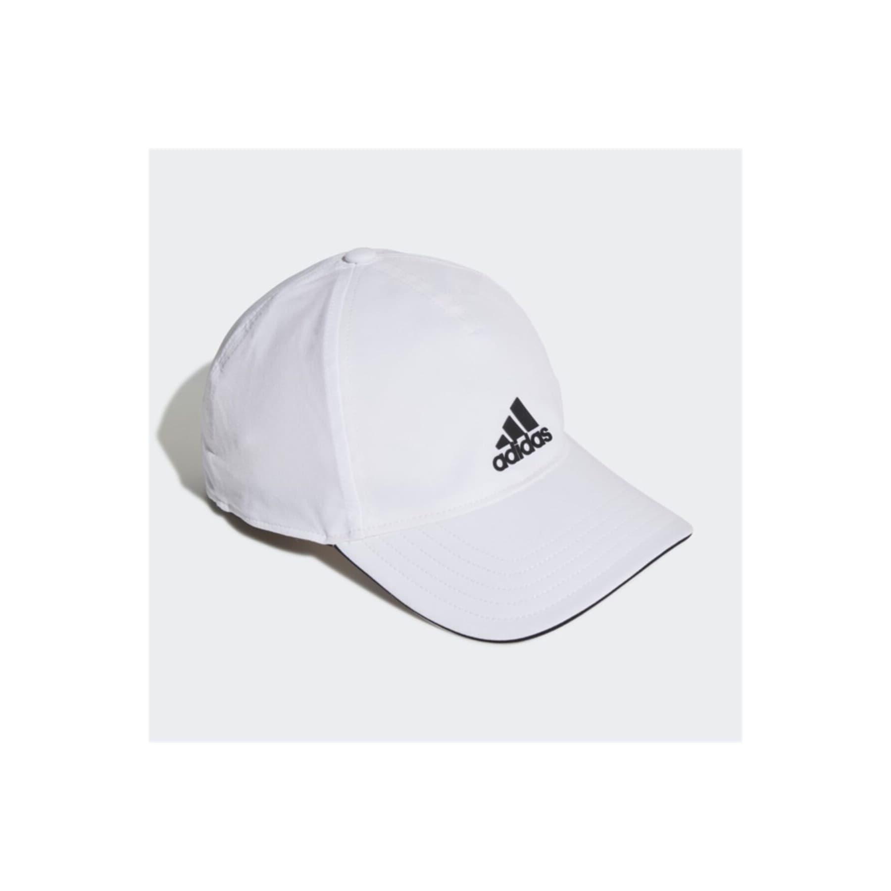 Aeroready 3 Bantlı Beyaz Beyzbol Şapkası (GM4510)