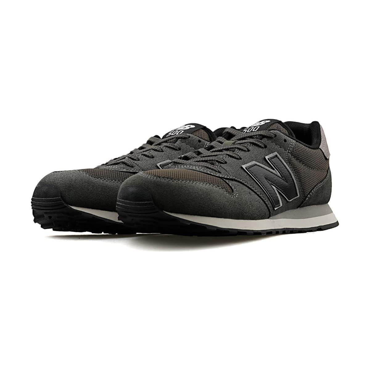 500 Erkek Gri Spor Ayakkabı (GM500TGG)