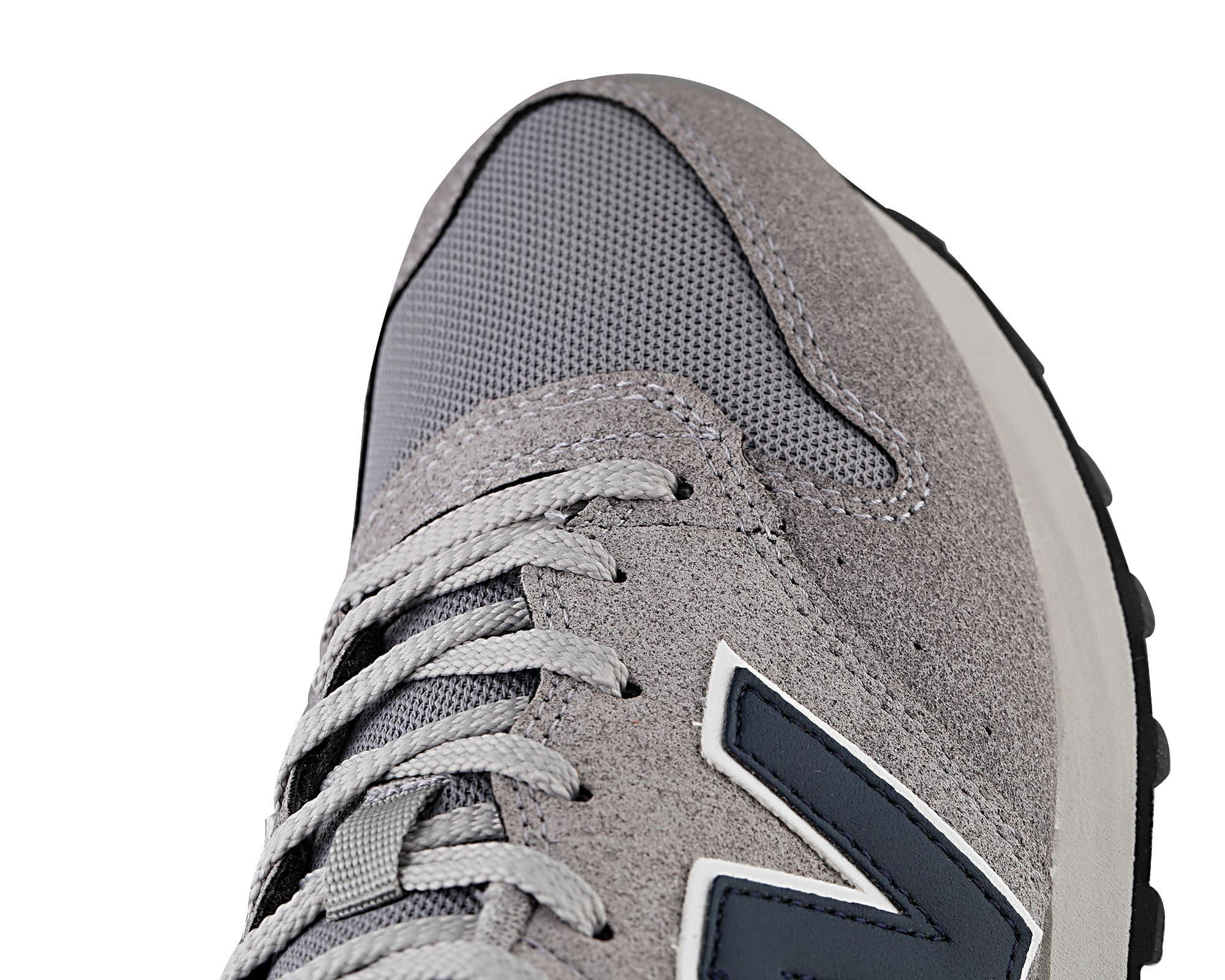 500 Lifestyle Erkek Gri Spor Ayakkabı (GM500TSN)