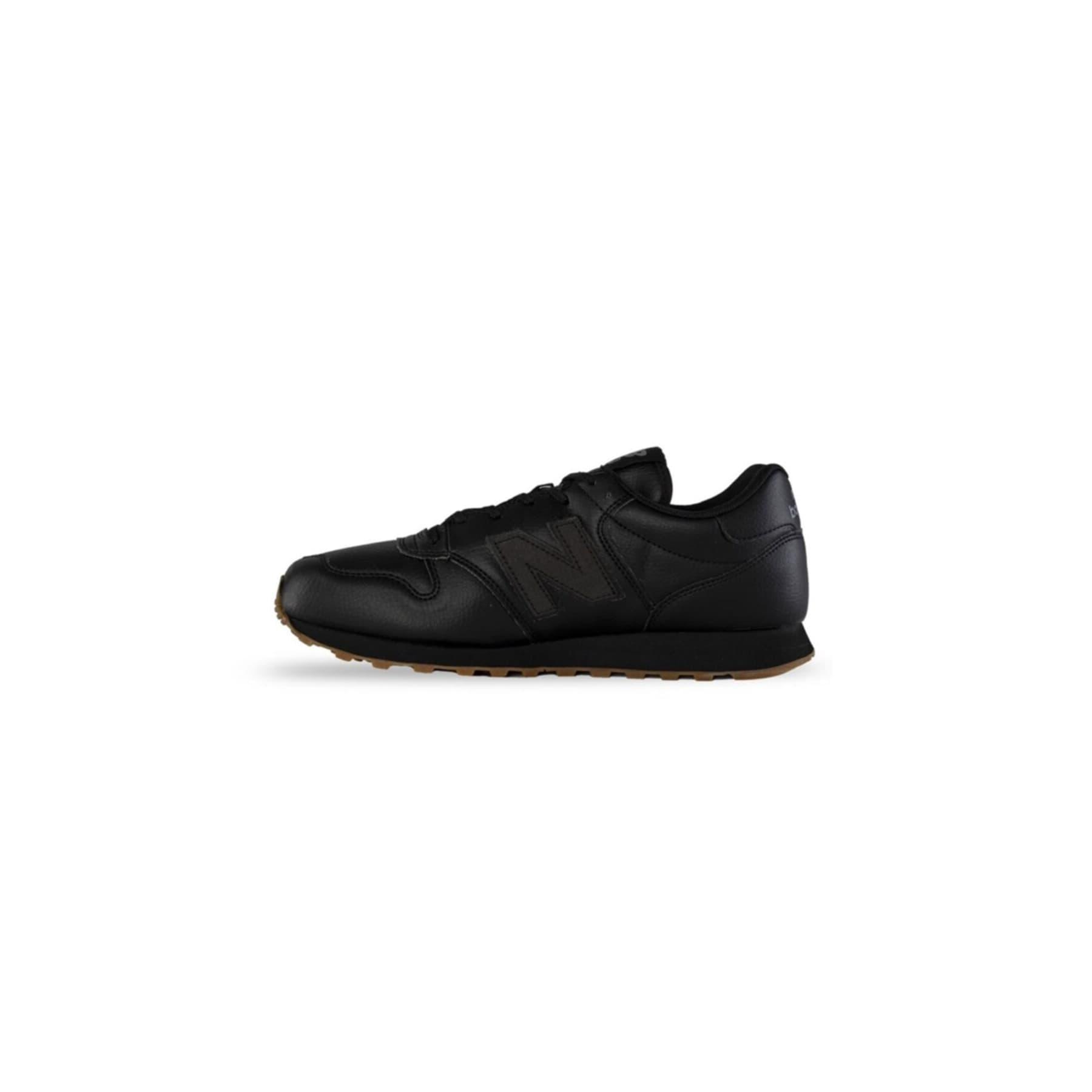 500 Siyah Erkek Spor Ayakkabı (GM500TWK)