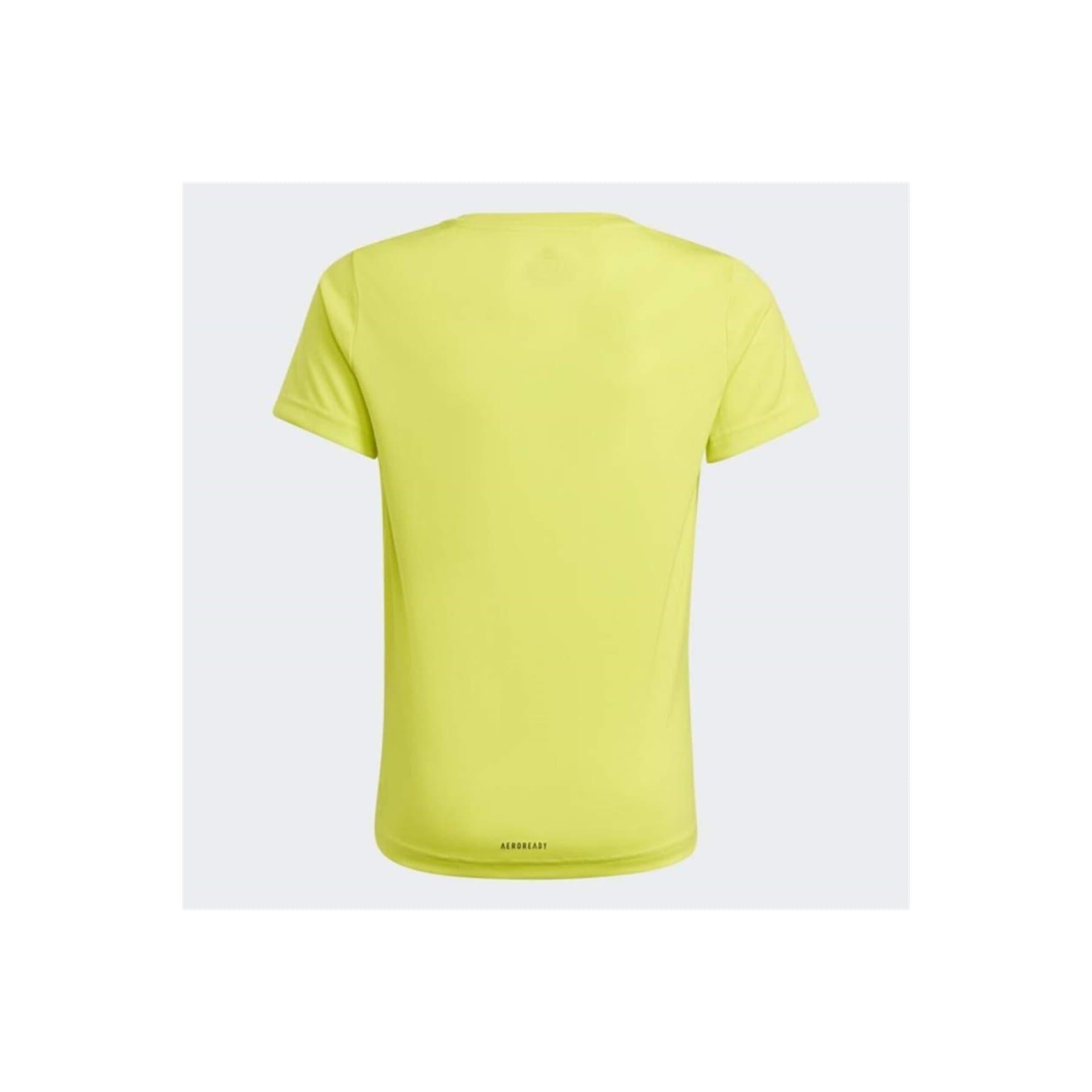 Designed To Move Çocuk Sarı Tişört (GN1443)