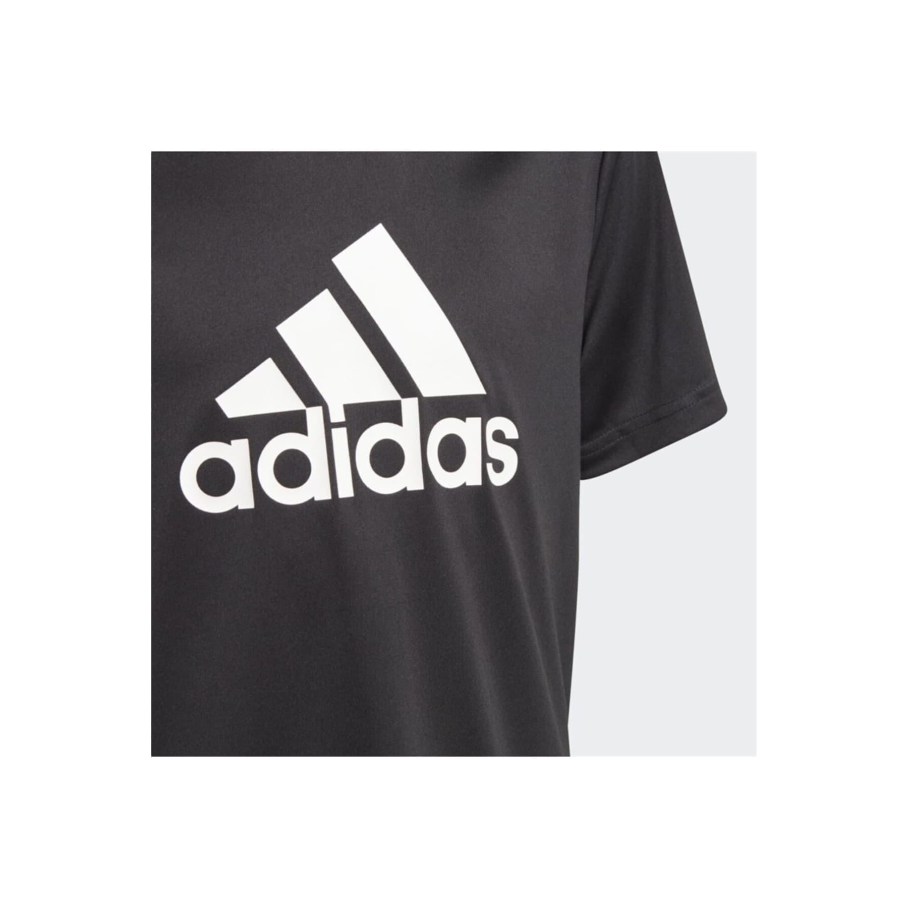 Designed To Move Big Logo Yeşil Tişört (GN1478)