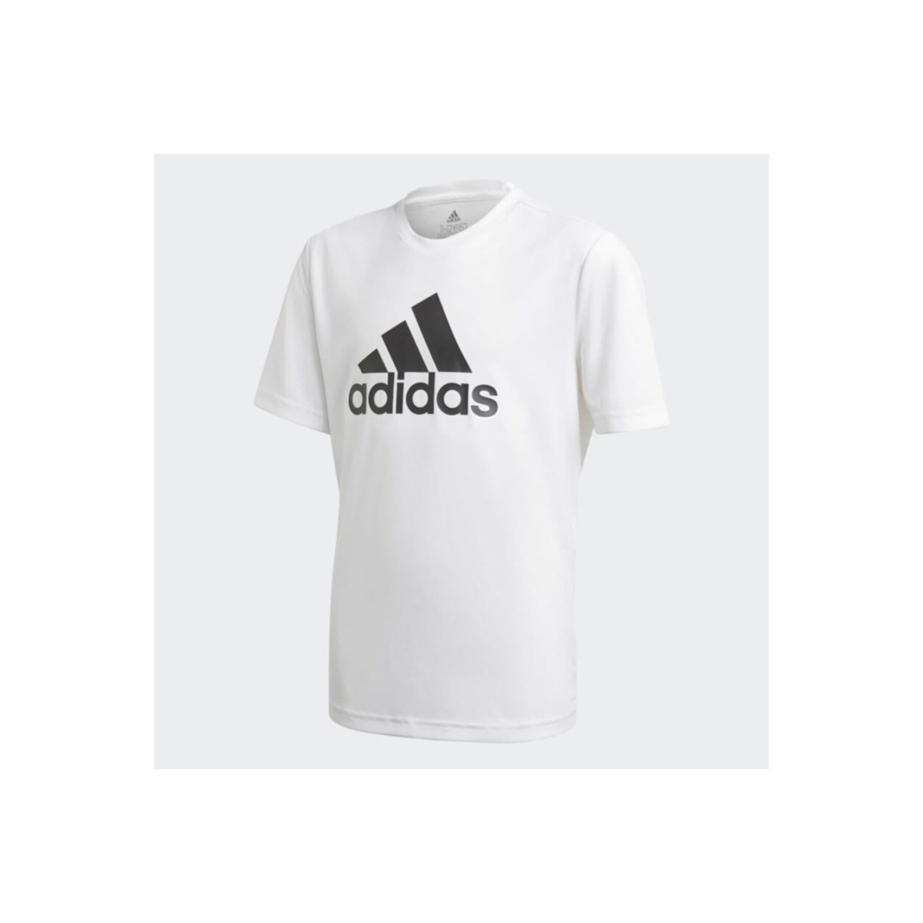 Designed To Move Big Logo Beyaz Tişört (GN1479)