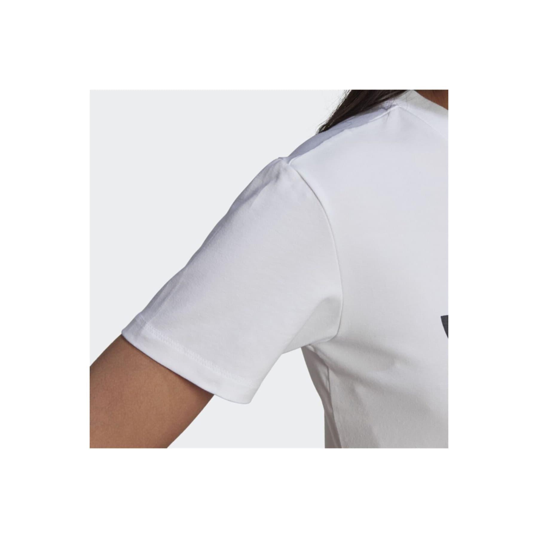Adicolor Classics Trefoil Kadın Beyaz Tişört (GN2899)