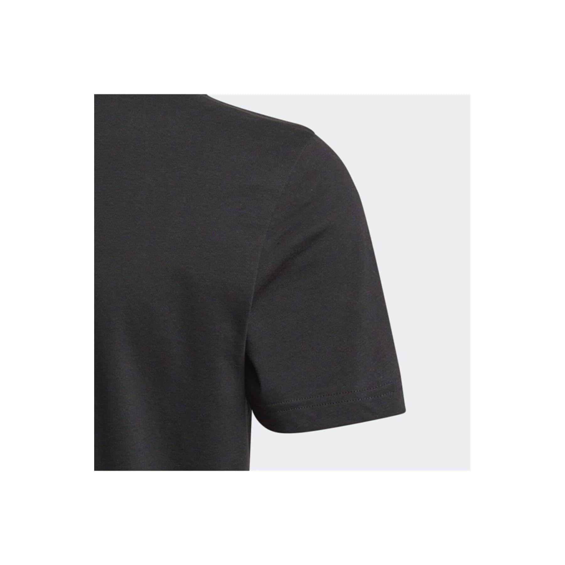 Essentials Çocuk Siyah Tişört (GN3999)