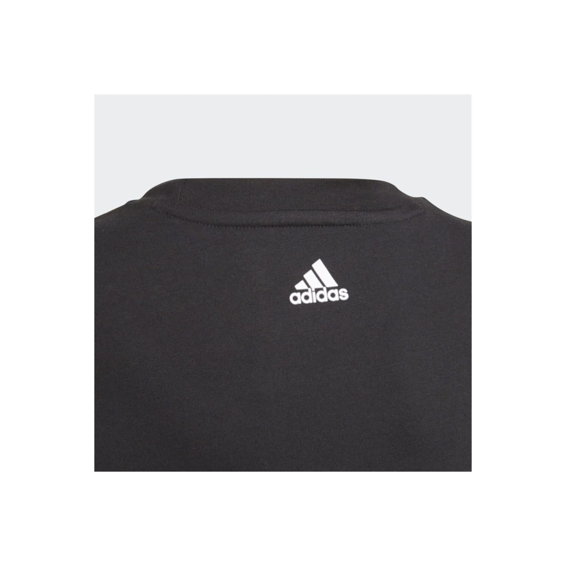 Essentials Çocuk Siyah Tişört (GN4006)