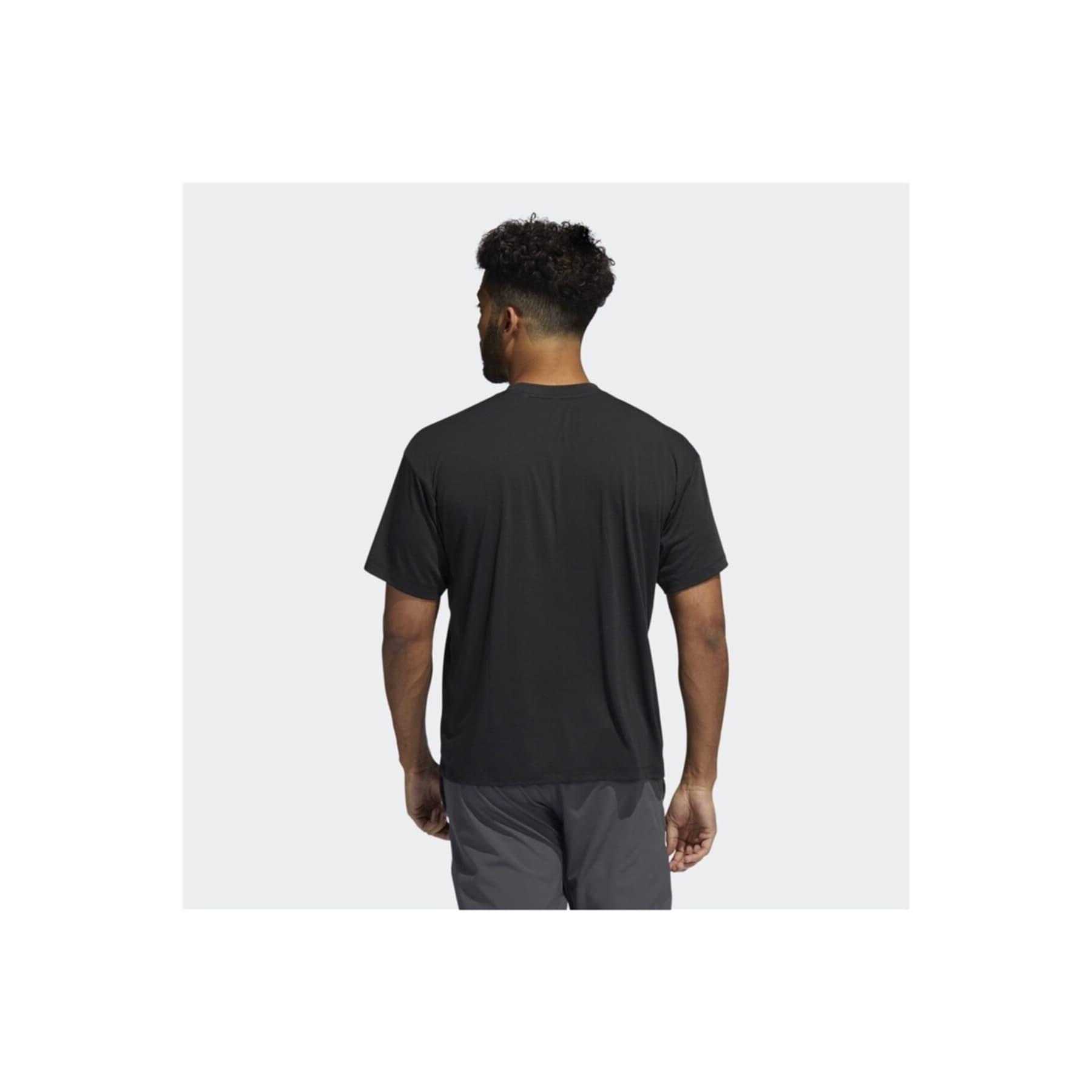 Egle Graphic Unite Erkek Siyah Tişört (GN9144)