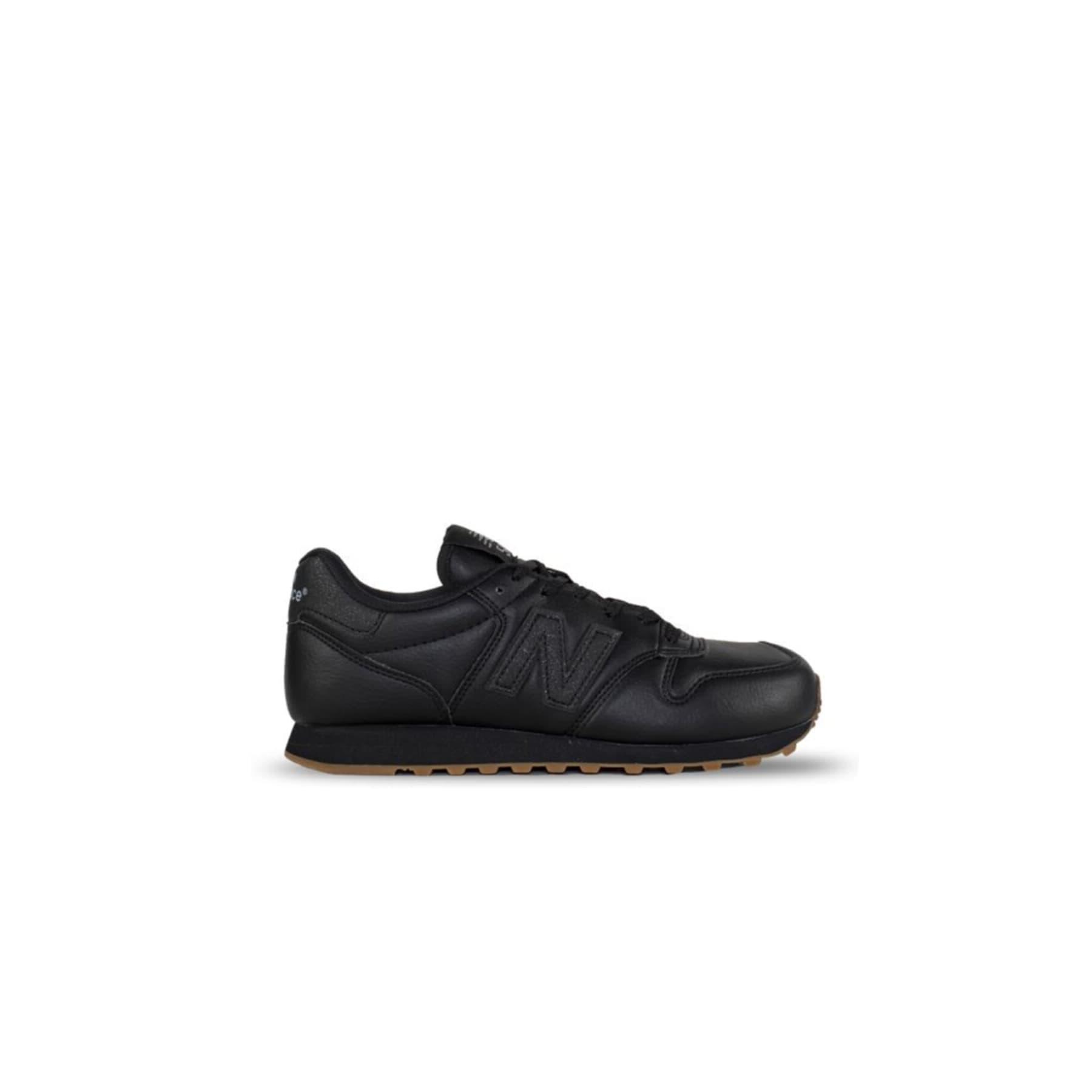 500 Kadın Siyah Spor Ayakkabı (GW500TLL)
