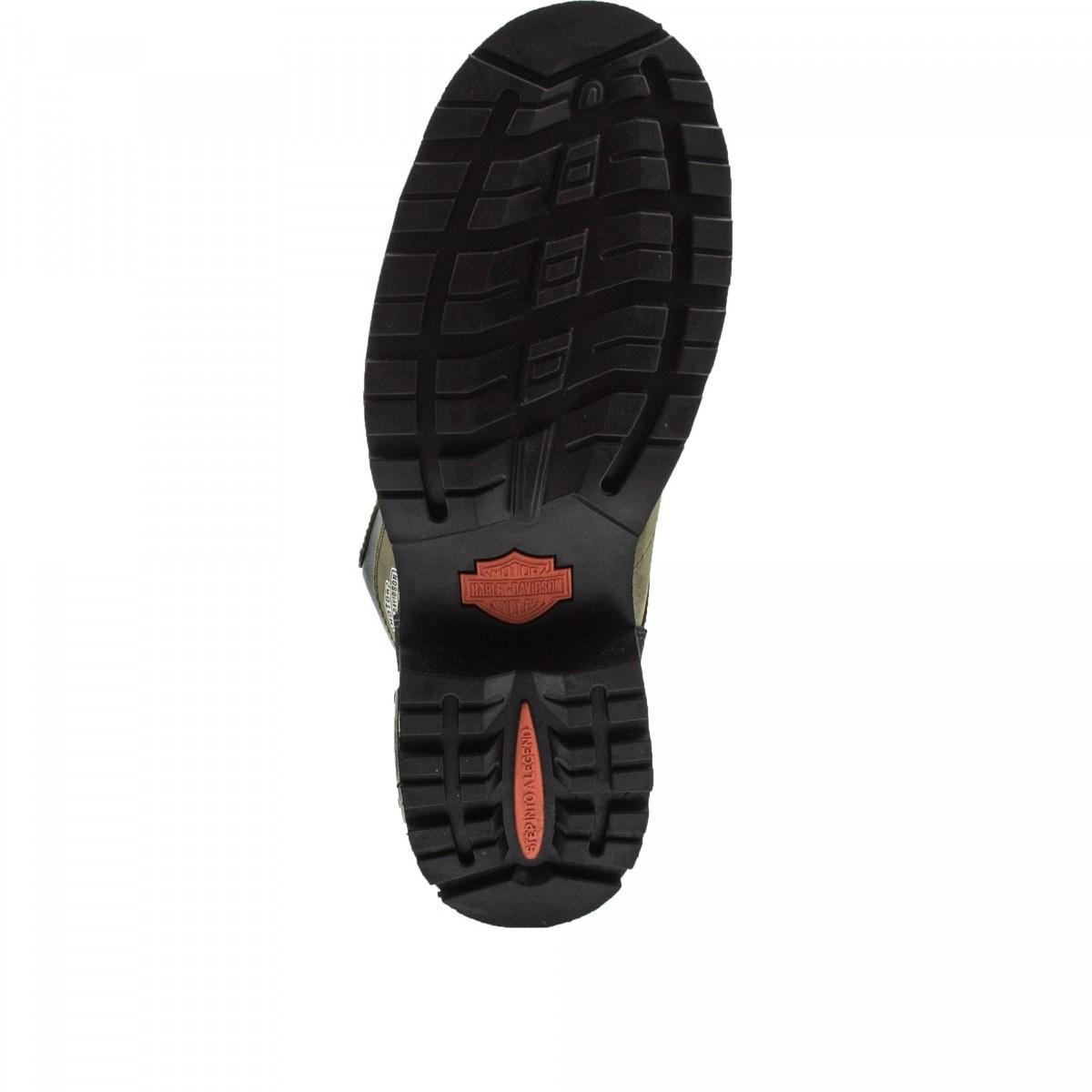 Clemente Erkek Kahverengi Siyah Bot