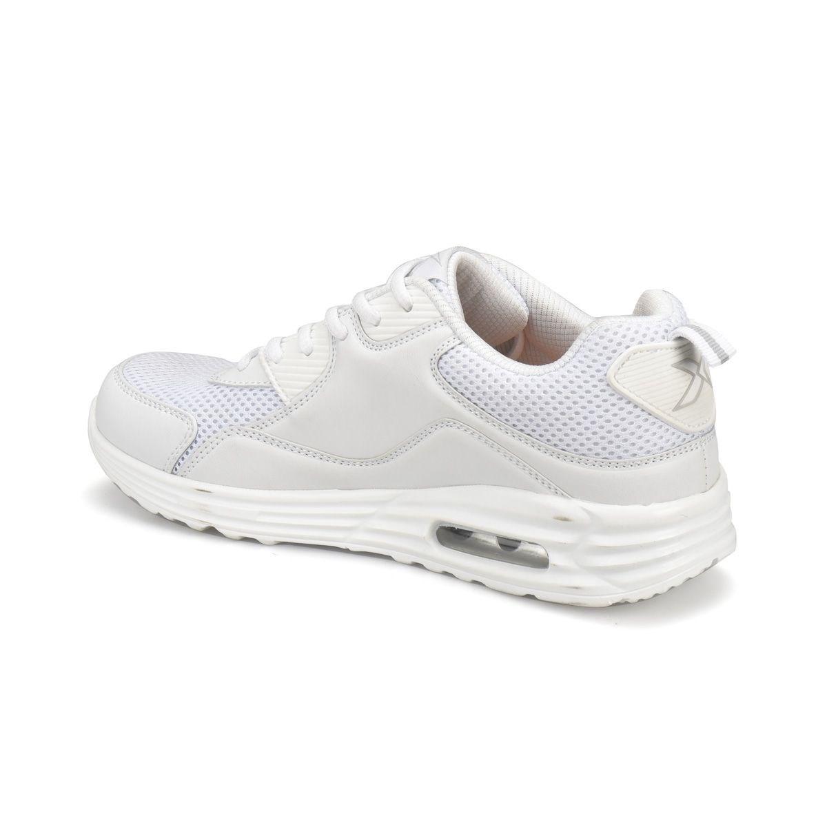 Alven Mesh Beyaz Kadın Ayakkabı