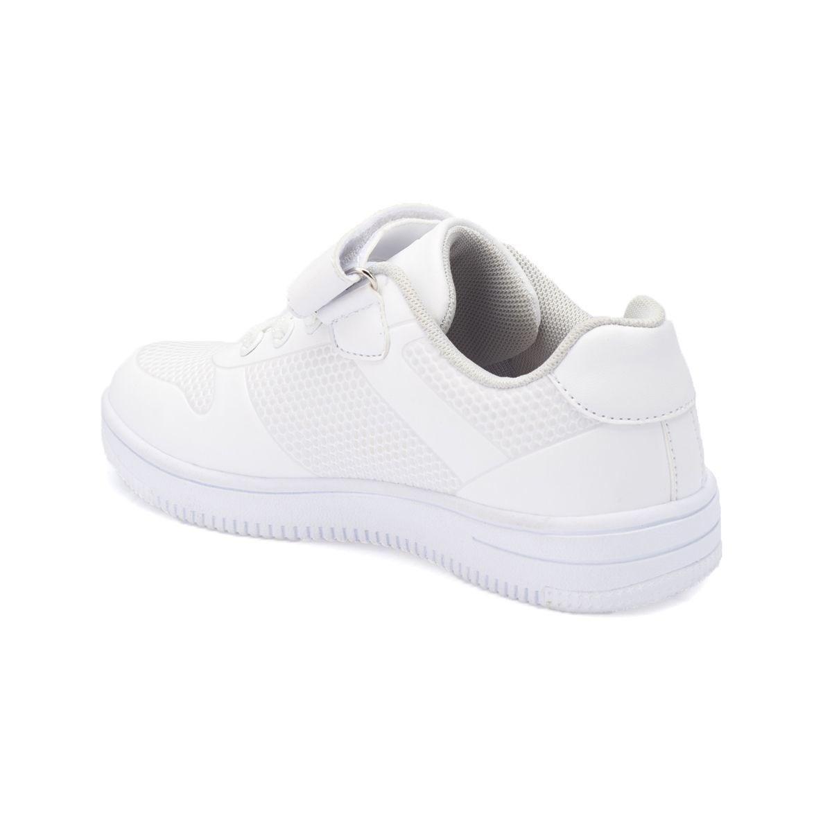 Dinro Çocuk Beyaz Spor Ayakkabı