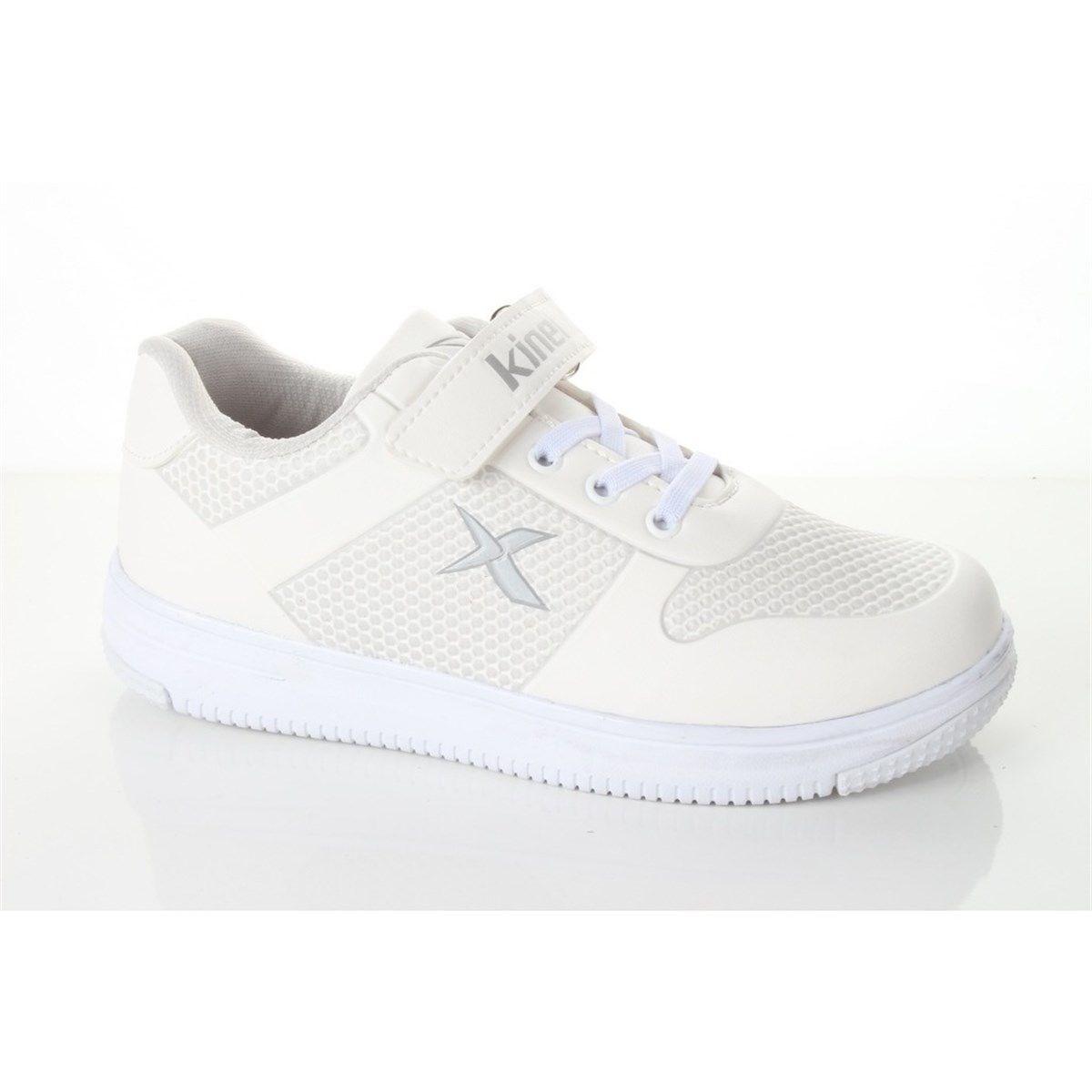 Dinro Çocuk Beyaz Günlük Spor Ayakkabı