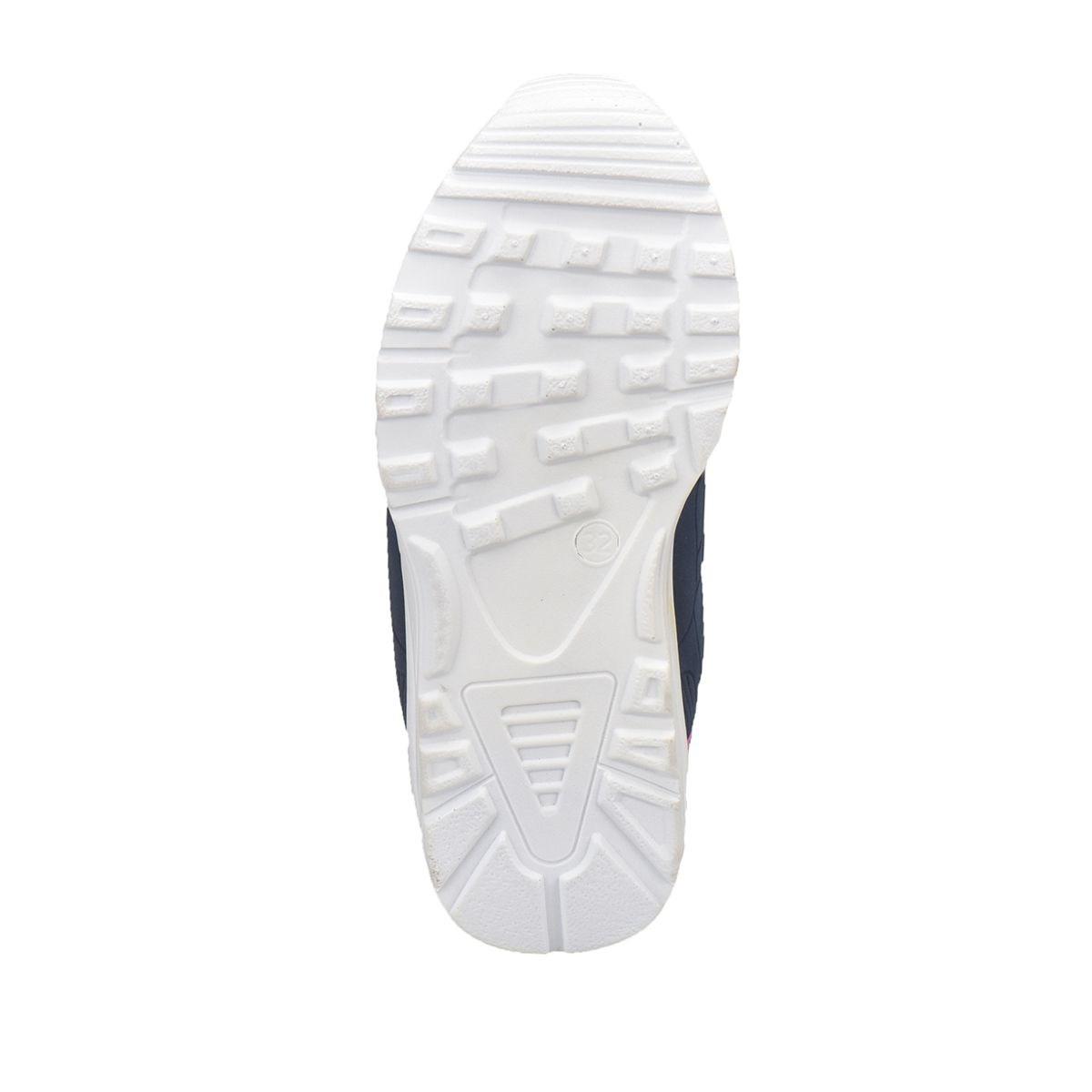 Birno Lacivert Çocuk Ayakkabısı