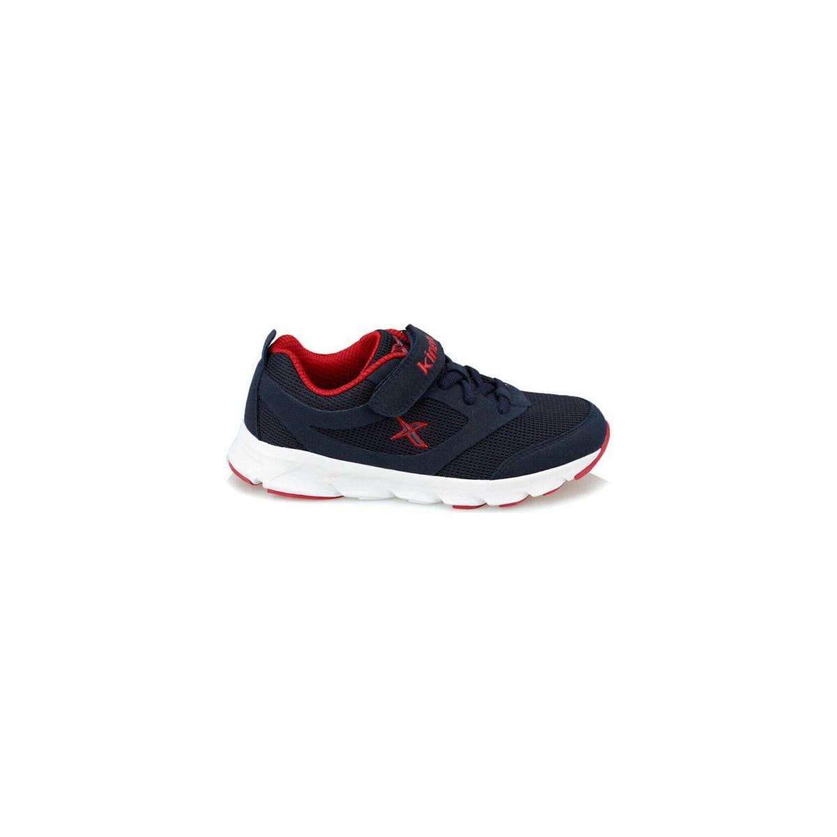 Almera Lacivert Çocuk Koşu ve Yürüyüş Ayakkabısı
