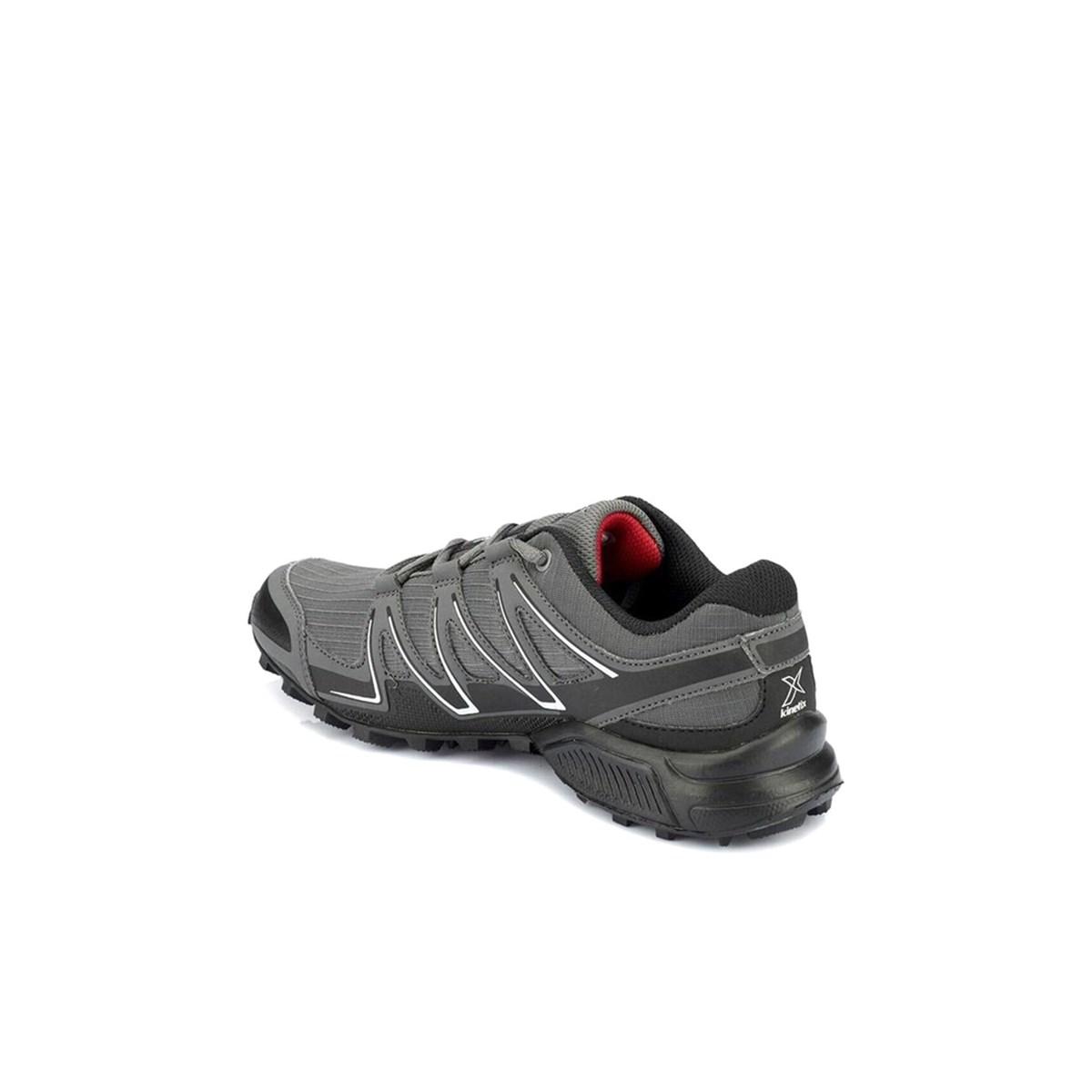 Cedric Gri Erkek Outdoor Ayakkabı