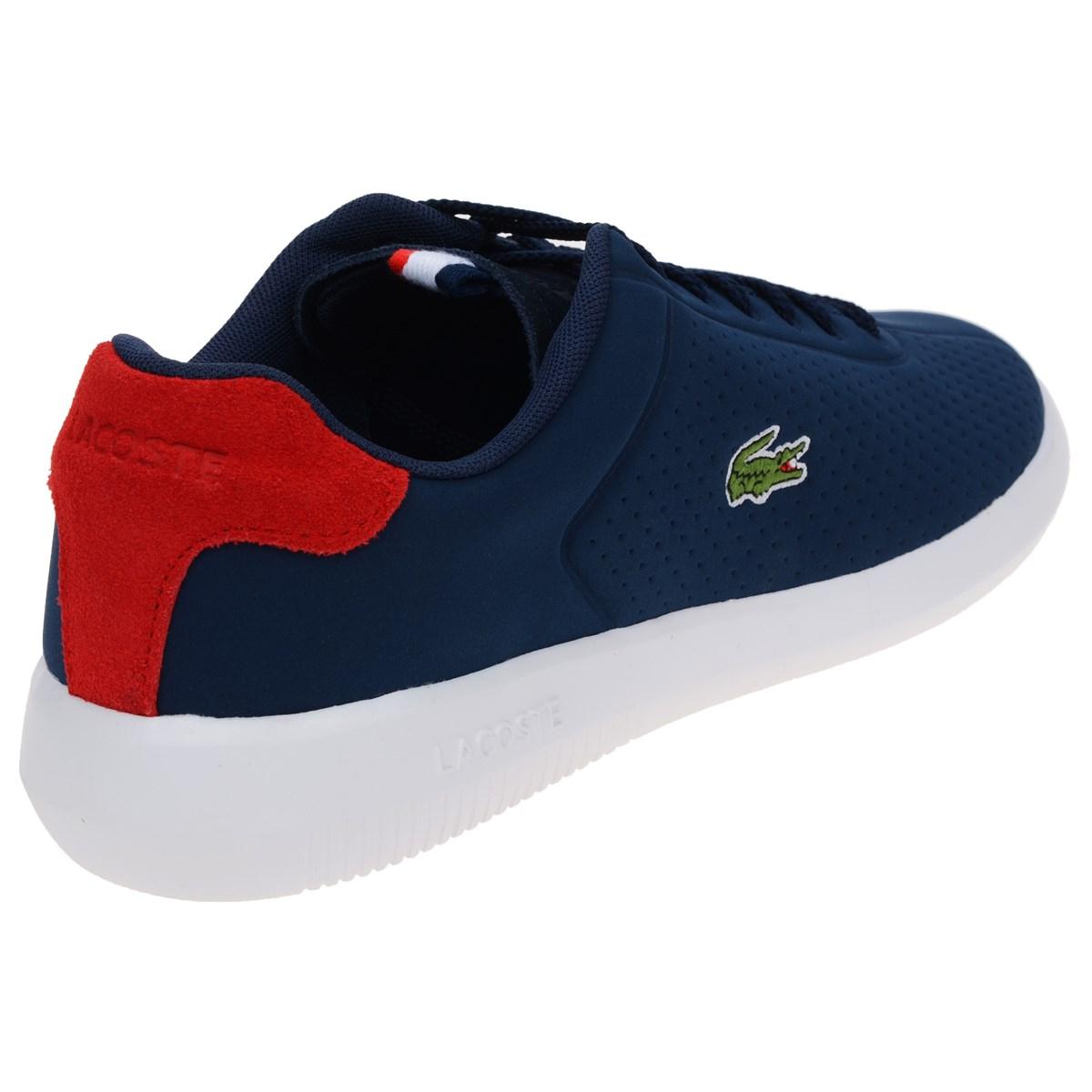 Court-Master 119 3 Erkek Lacivert Ayakkabı