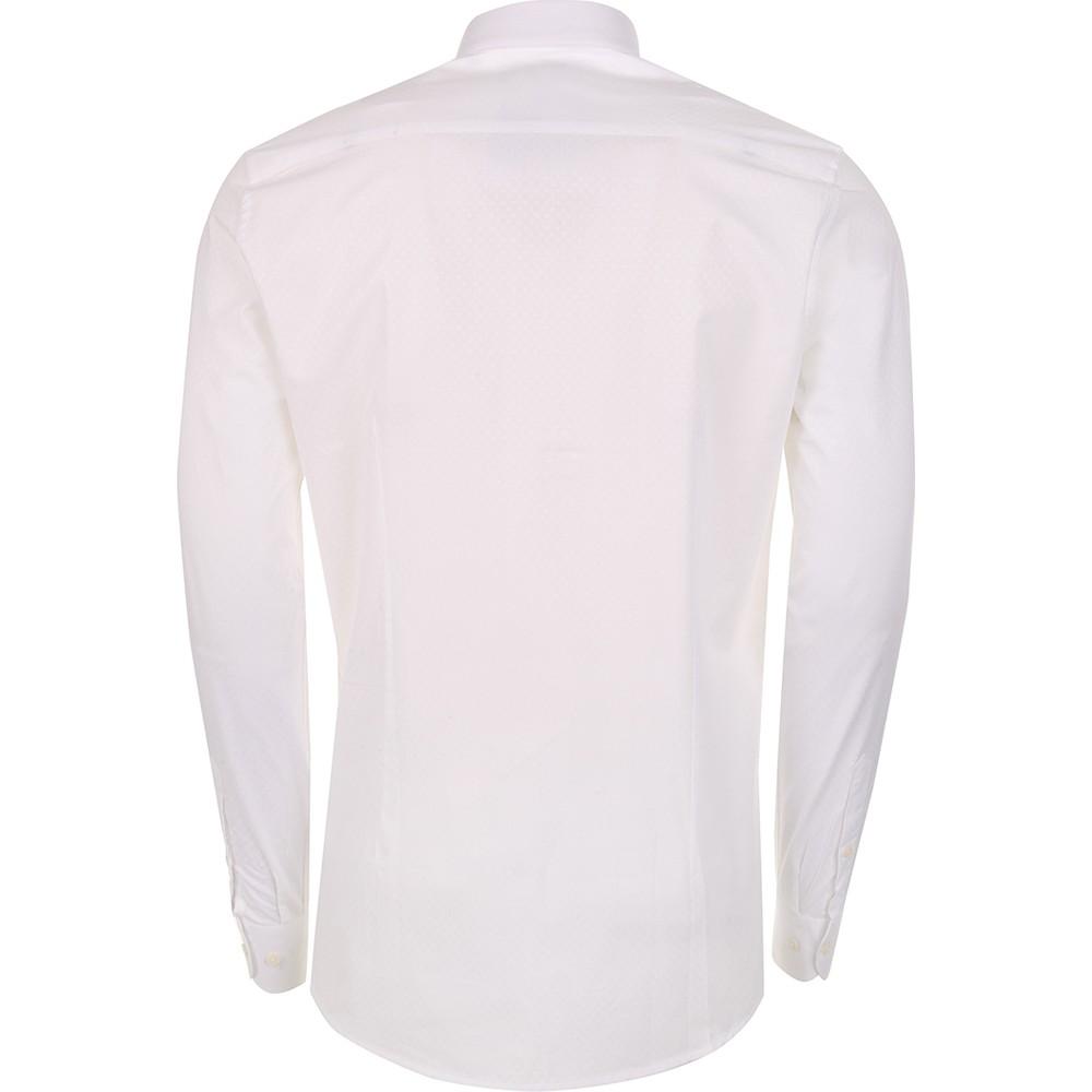 Braden Erkek Beyaz Gömlek