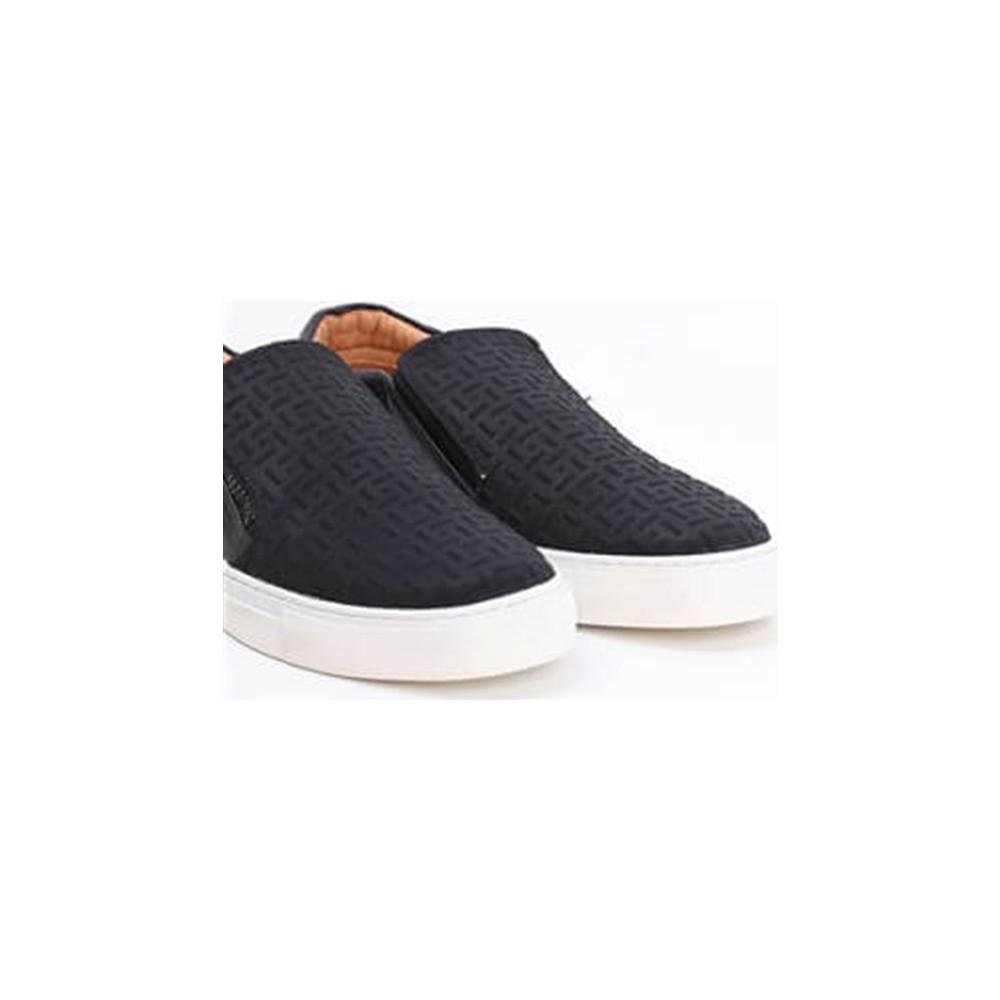 Alger Erkek Siyah Günlük Ayakkabı