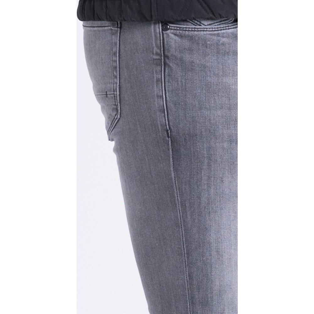 Barotelly Erkek Siyah Kot Pantolon