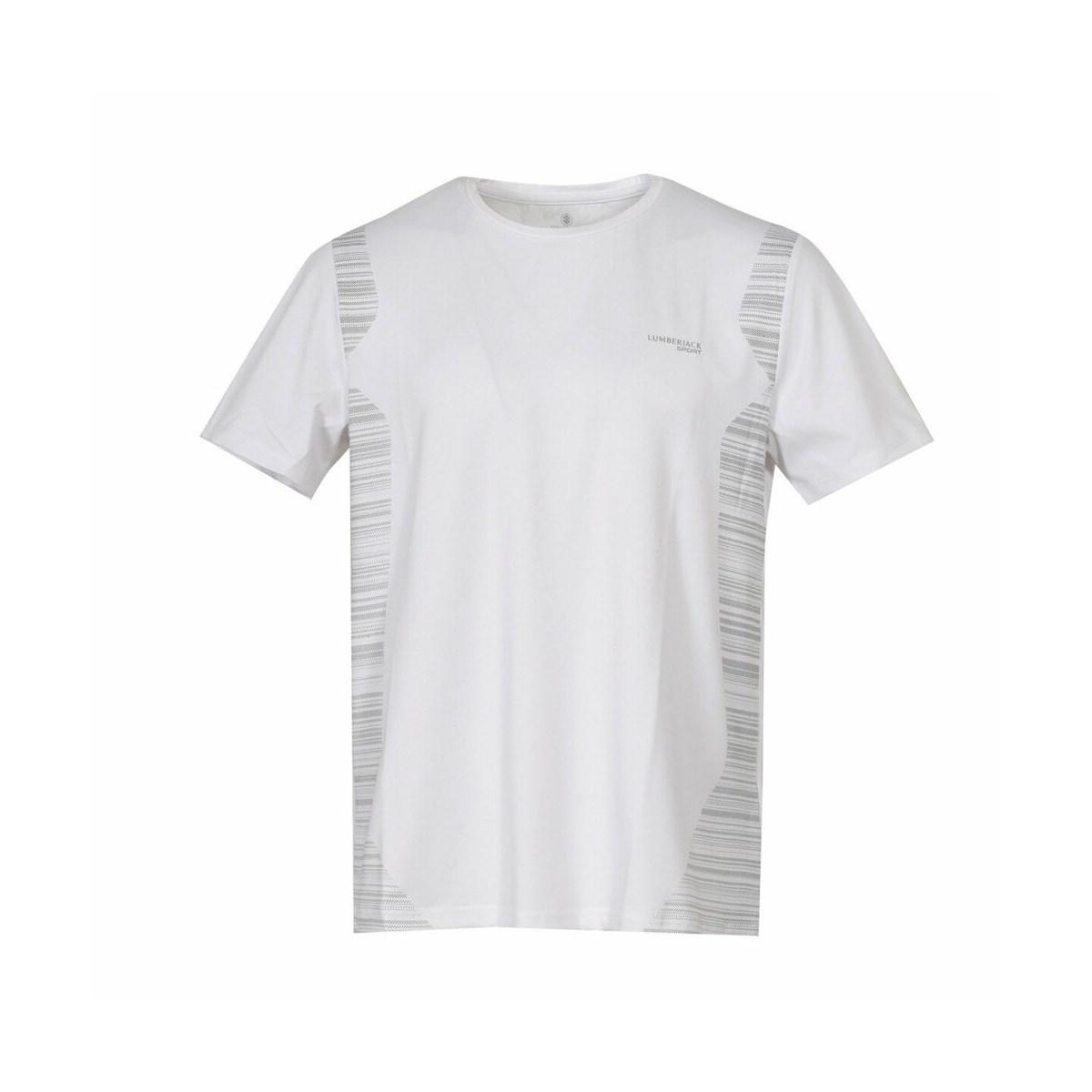Dale Kk Erkek Beyaz Tişört
