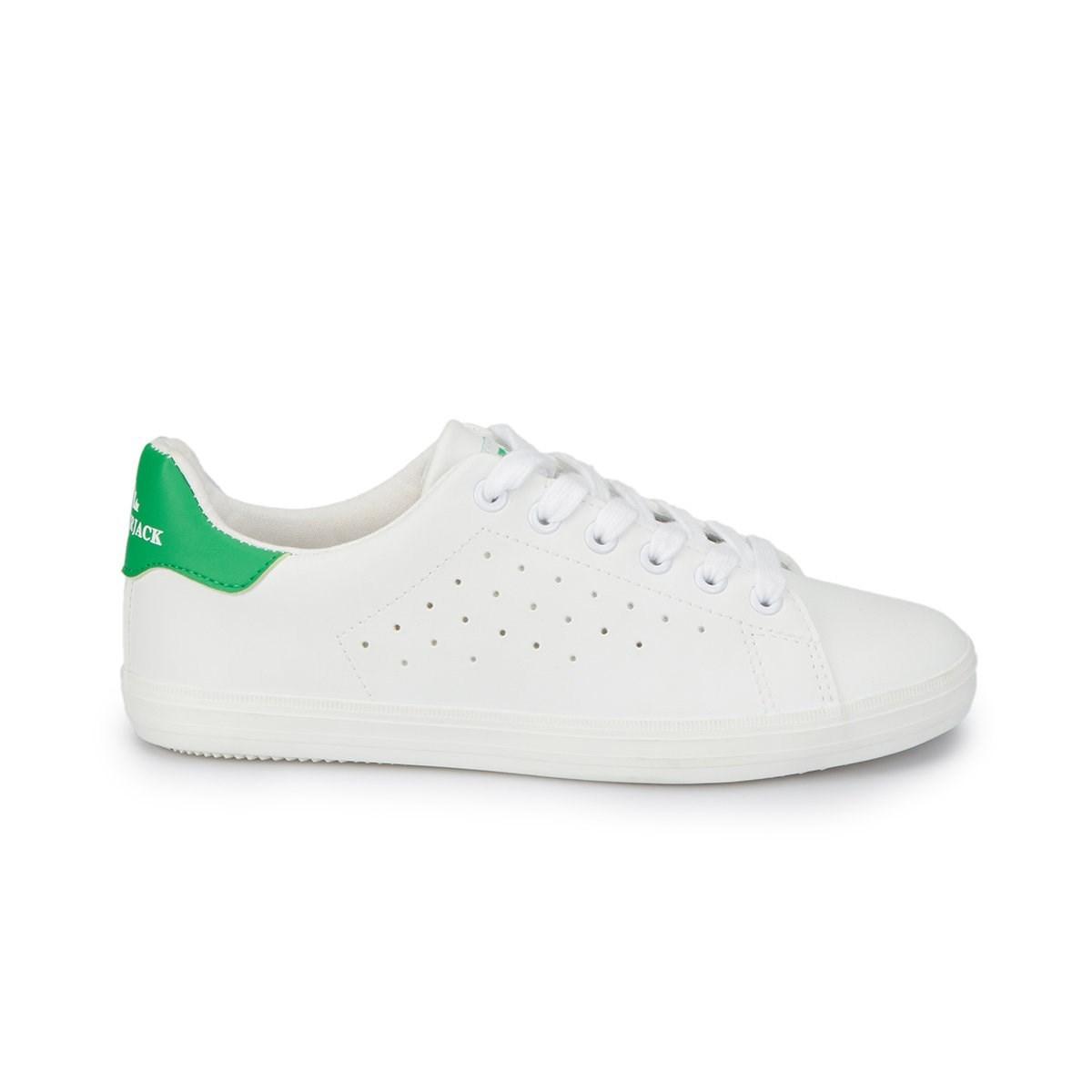Betina Beyaz Kadın Ayakkabı