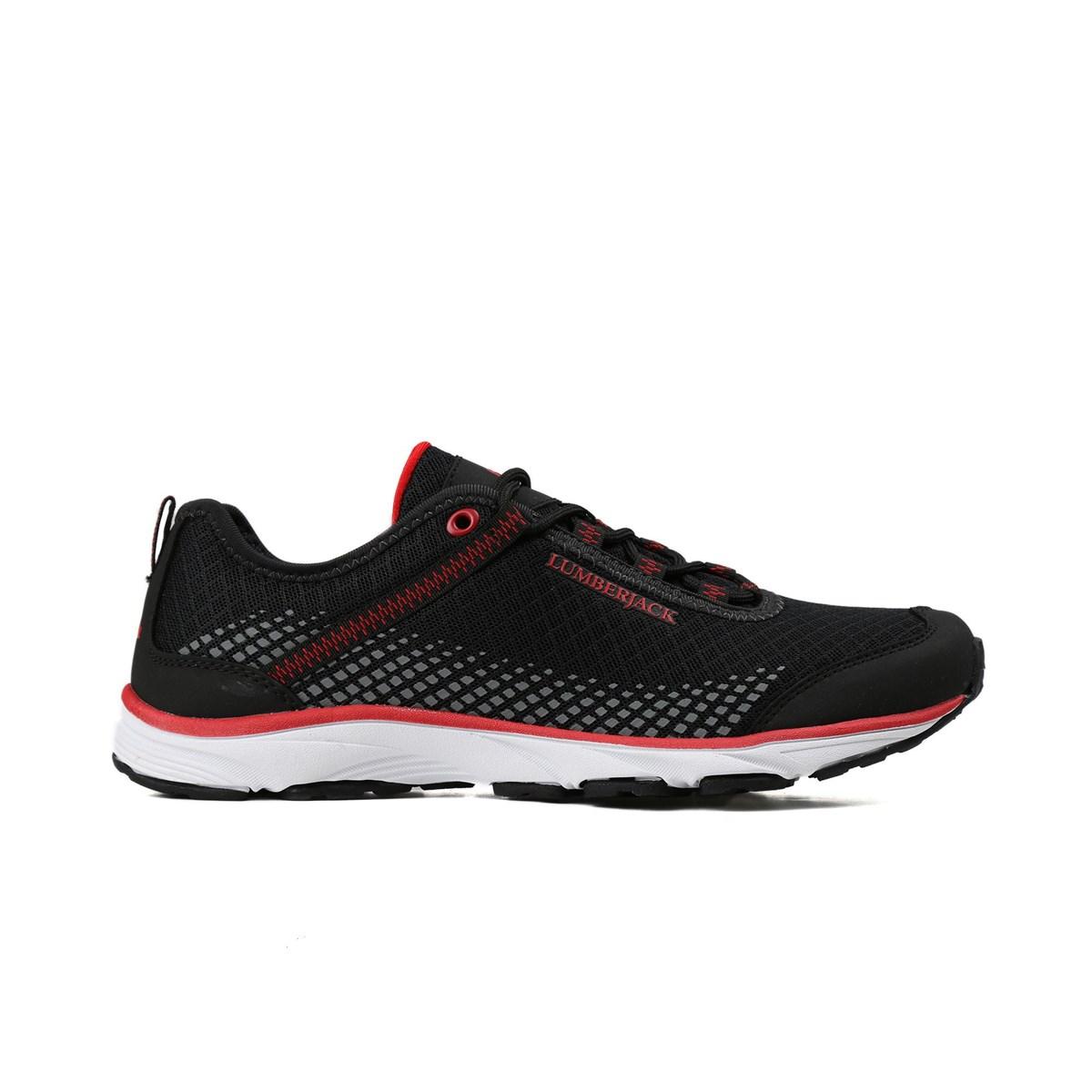 Dare Siyah Erkek Koşu Ayakkabısı