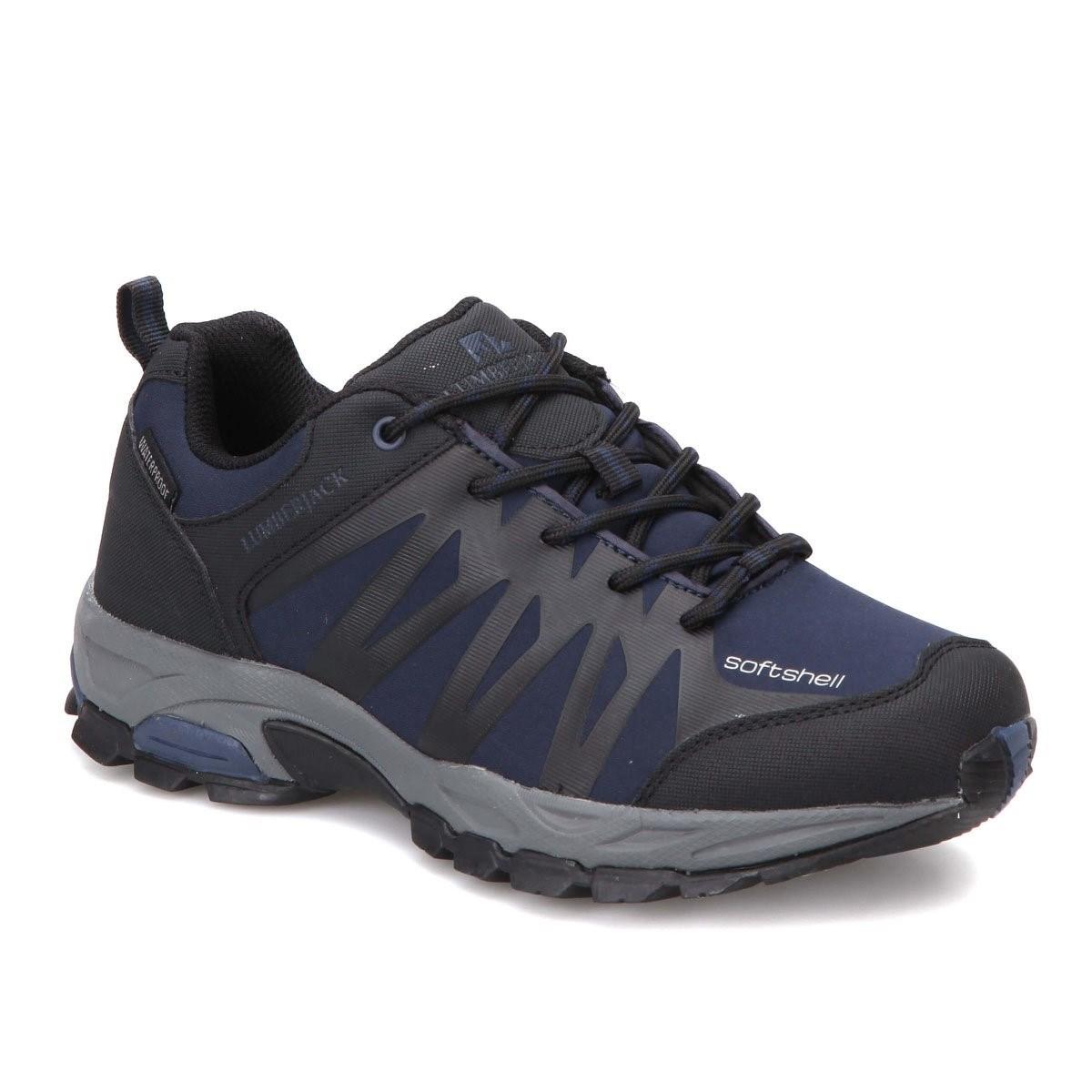 Andor Erkek Lacivert Outdoor Ayakkabı