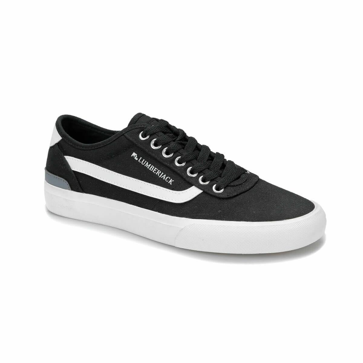 Austin Erkek Siyah Günlük Ayakkabı