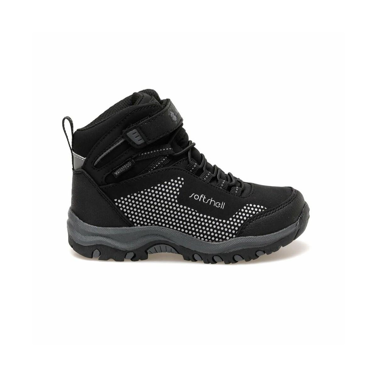 Fuller Çocuk Siyah Outdoor Ayakkabı (100432255)