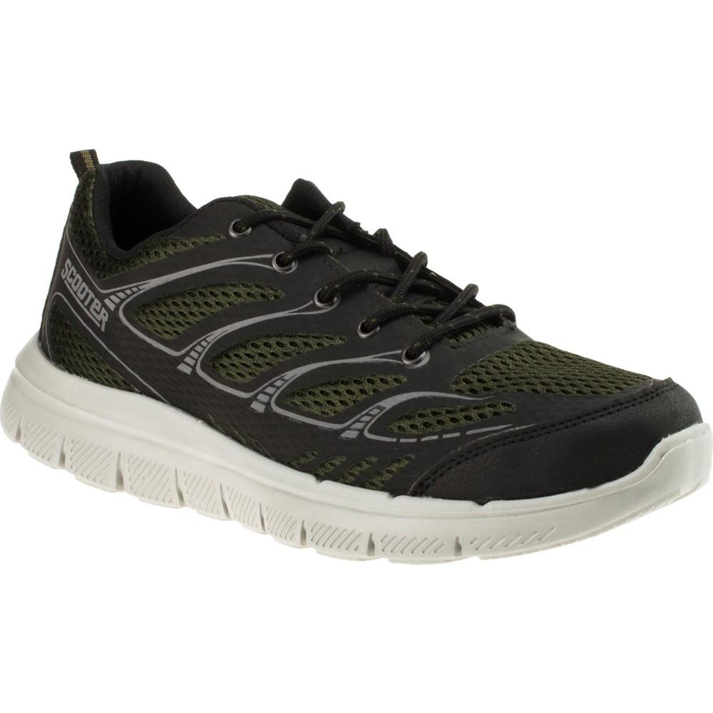 Erkek Yeşil Günlük Spor Ayakkabı (M5442TH)