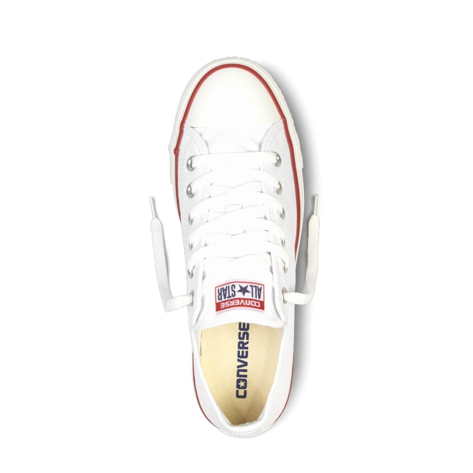 Chuck Taylor All Star Günlük Beyaz Spor Ayakkabı