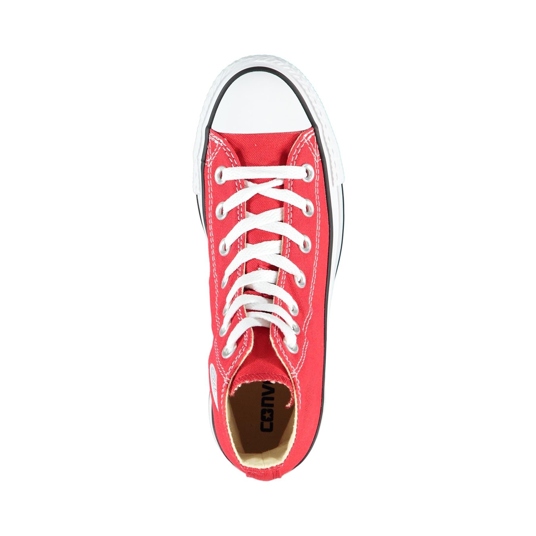 Chuck Taylor All Star Hi Kırmızı Ayakkabı