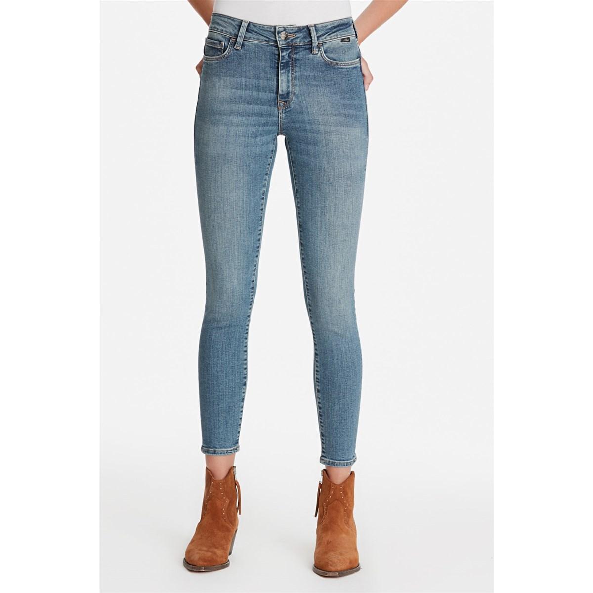 Alissa Kadın Skinny Jean Pantolon