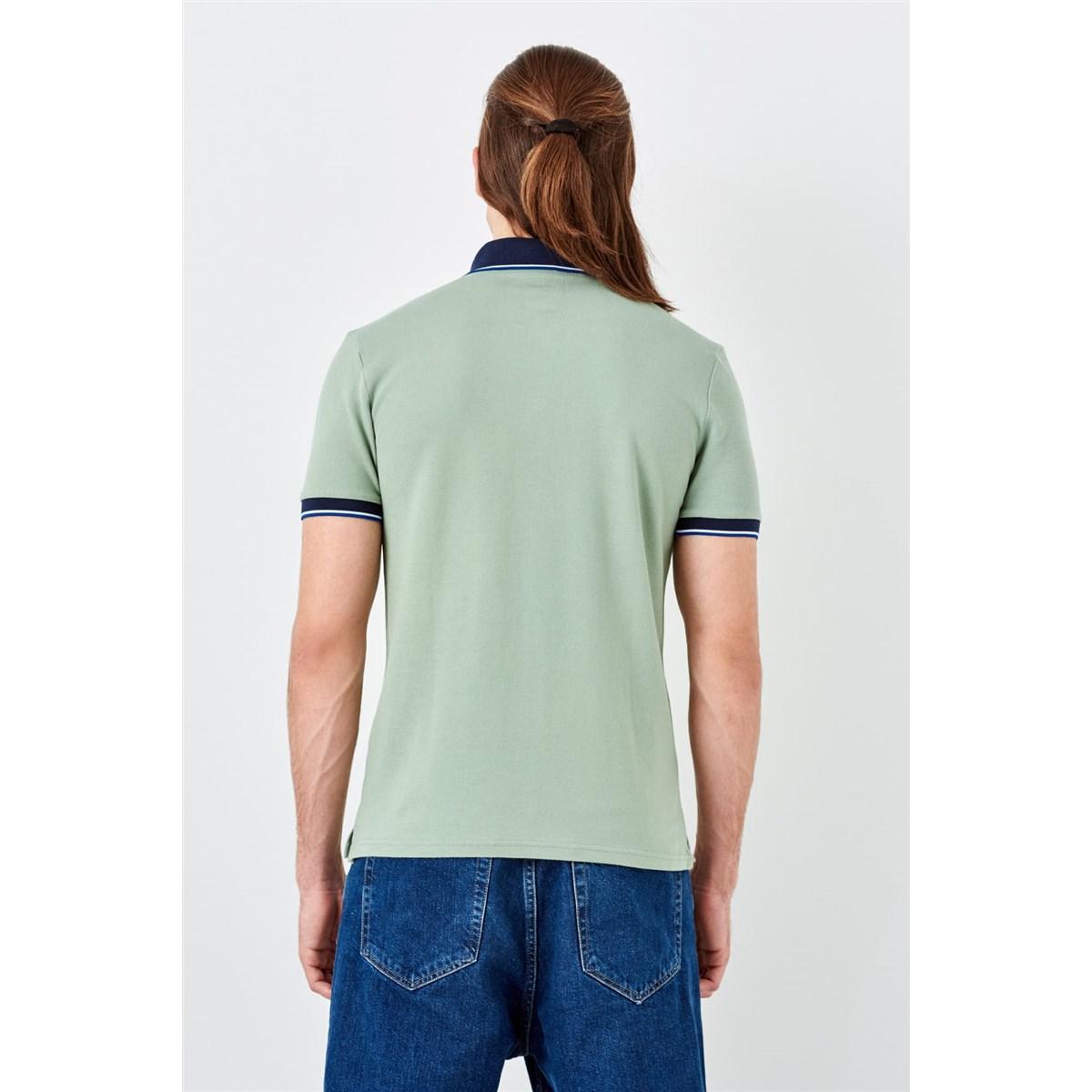 Polo Tişört Açık Yeşil