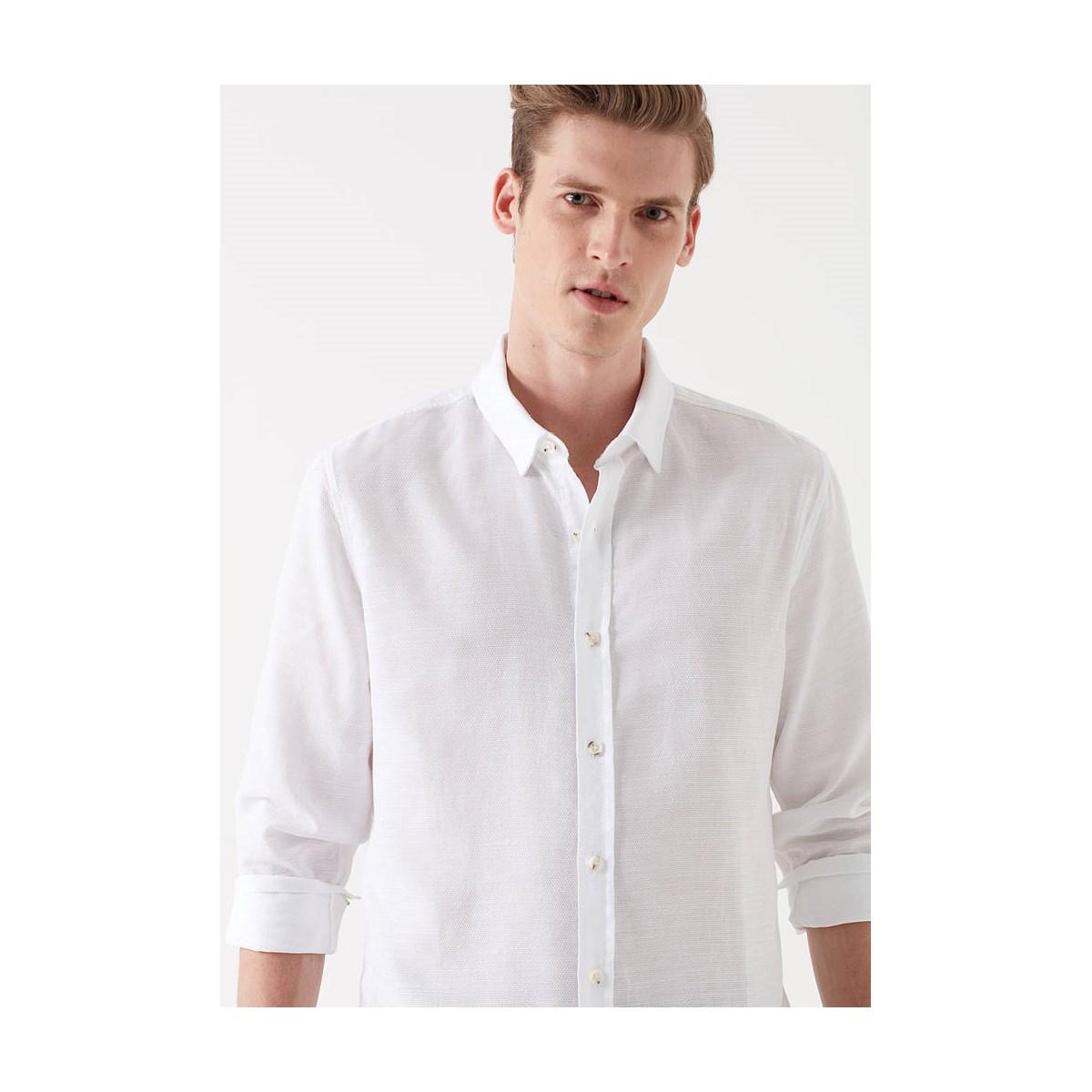 Uzun Kol Gömlek
