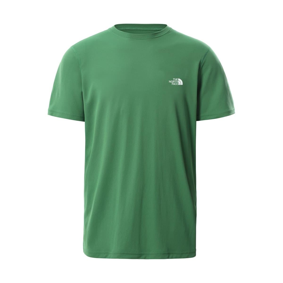 Flex II Erkek Yeşil Tişört (NF0A3L2EEU21)