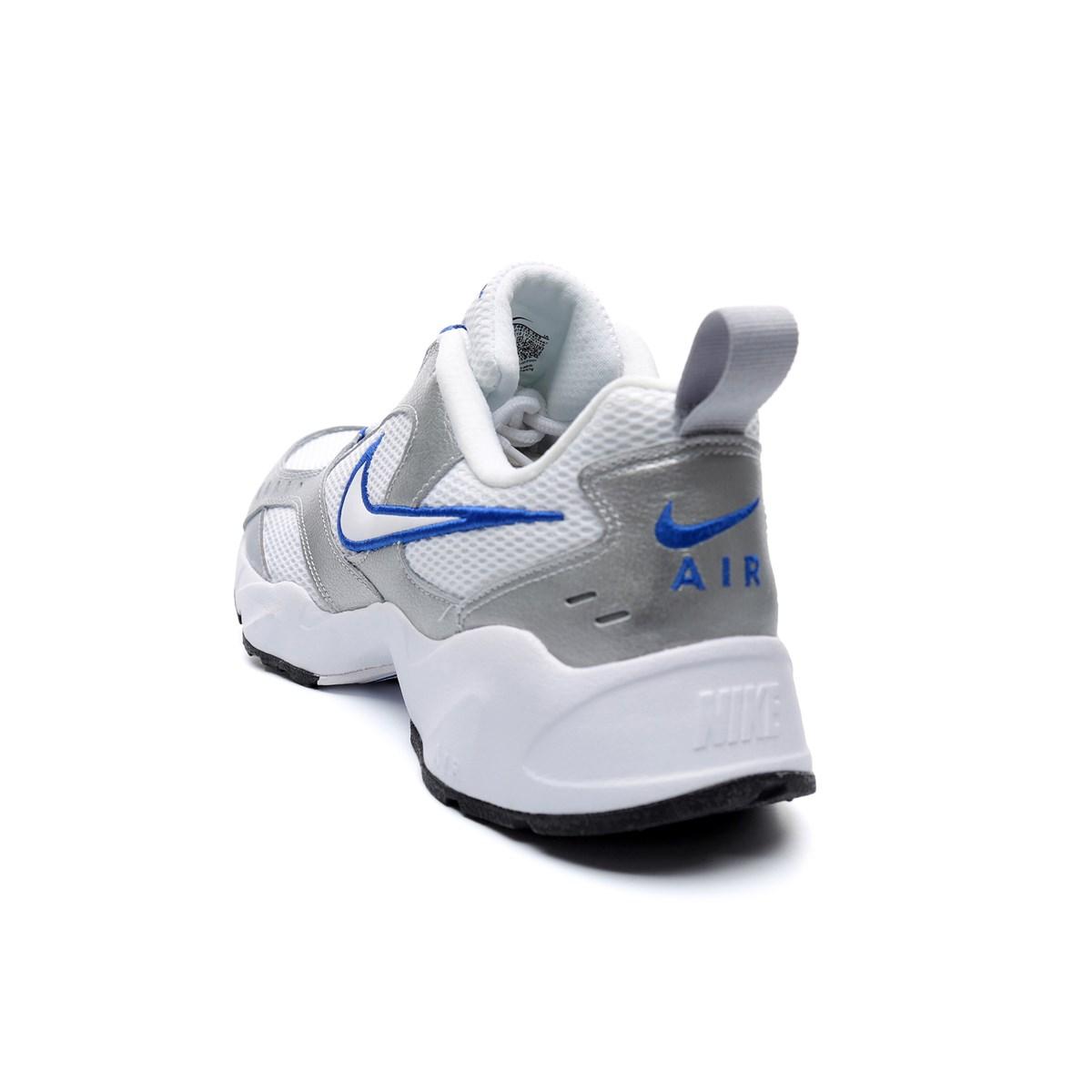 Air Heights Erkek Beyaz Gri Koşu Ayakkabısı
