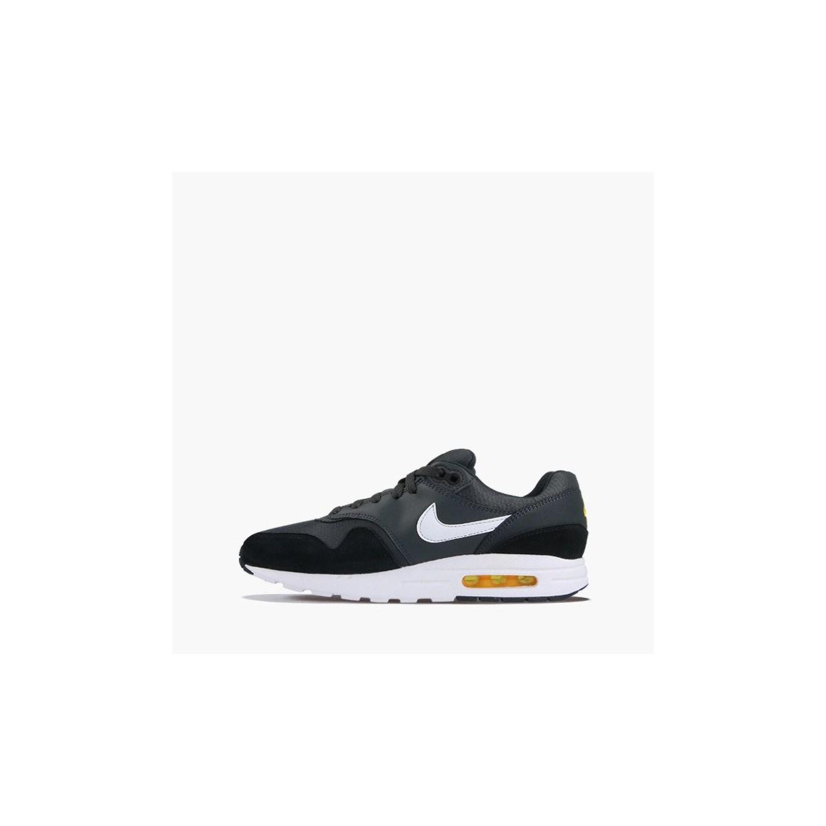 Air Max 1 (GS) Siyah Spor Ayakkabı
